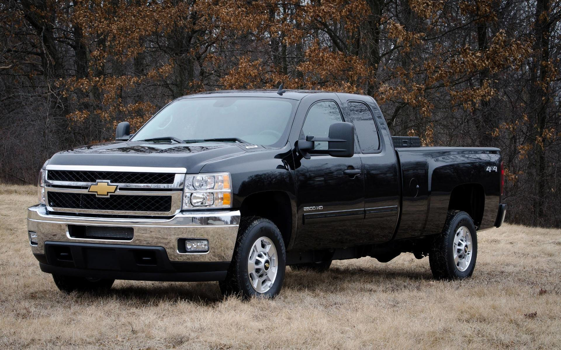 1920x1200 2013 Chevrolet Silverado Wallpapers | High Quality Wallpapers