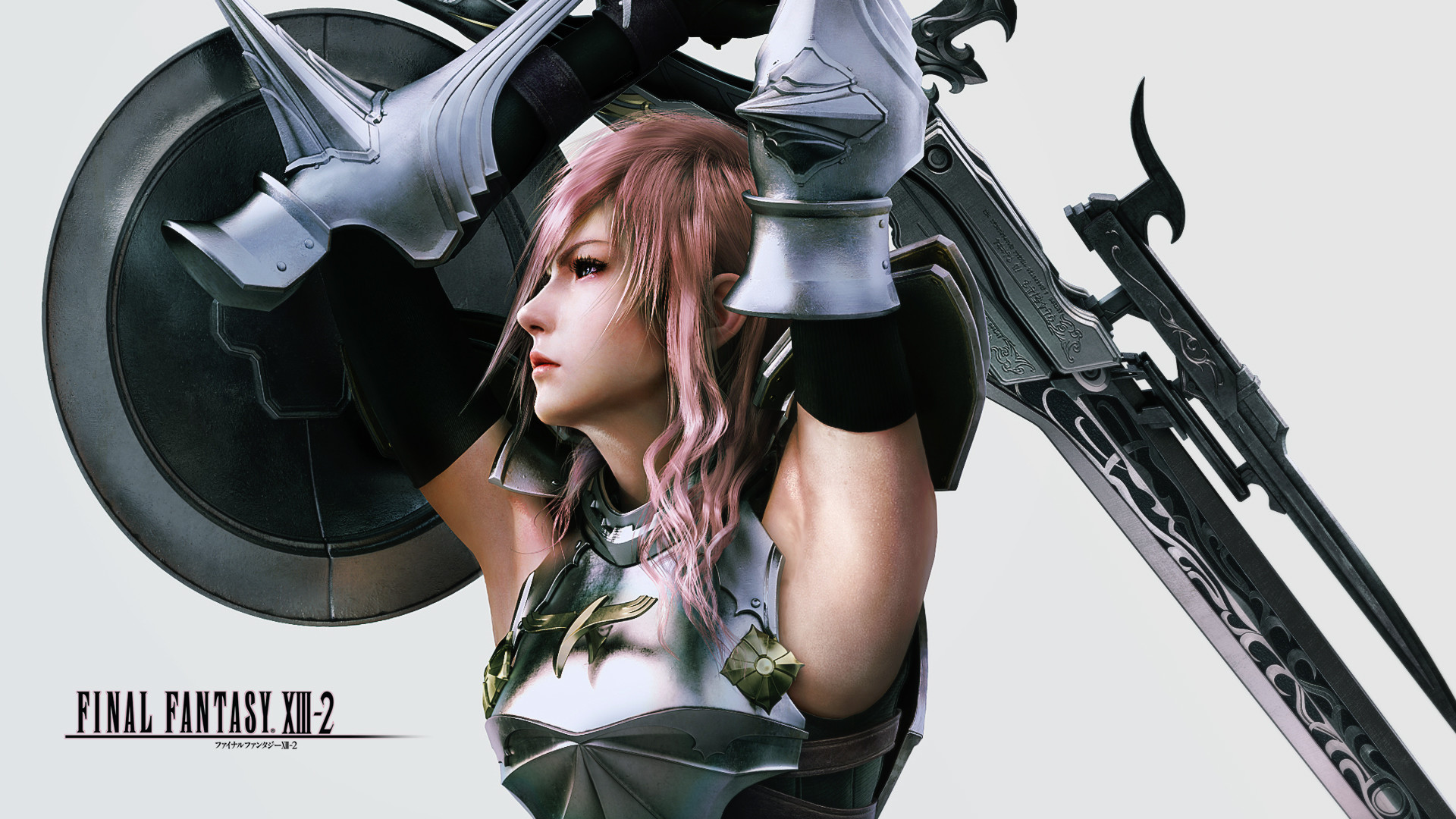 1920x1080 ... Final Fantasy XIII-2 Lightning Wallpaper by Quick-Stop