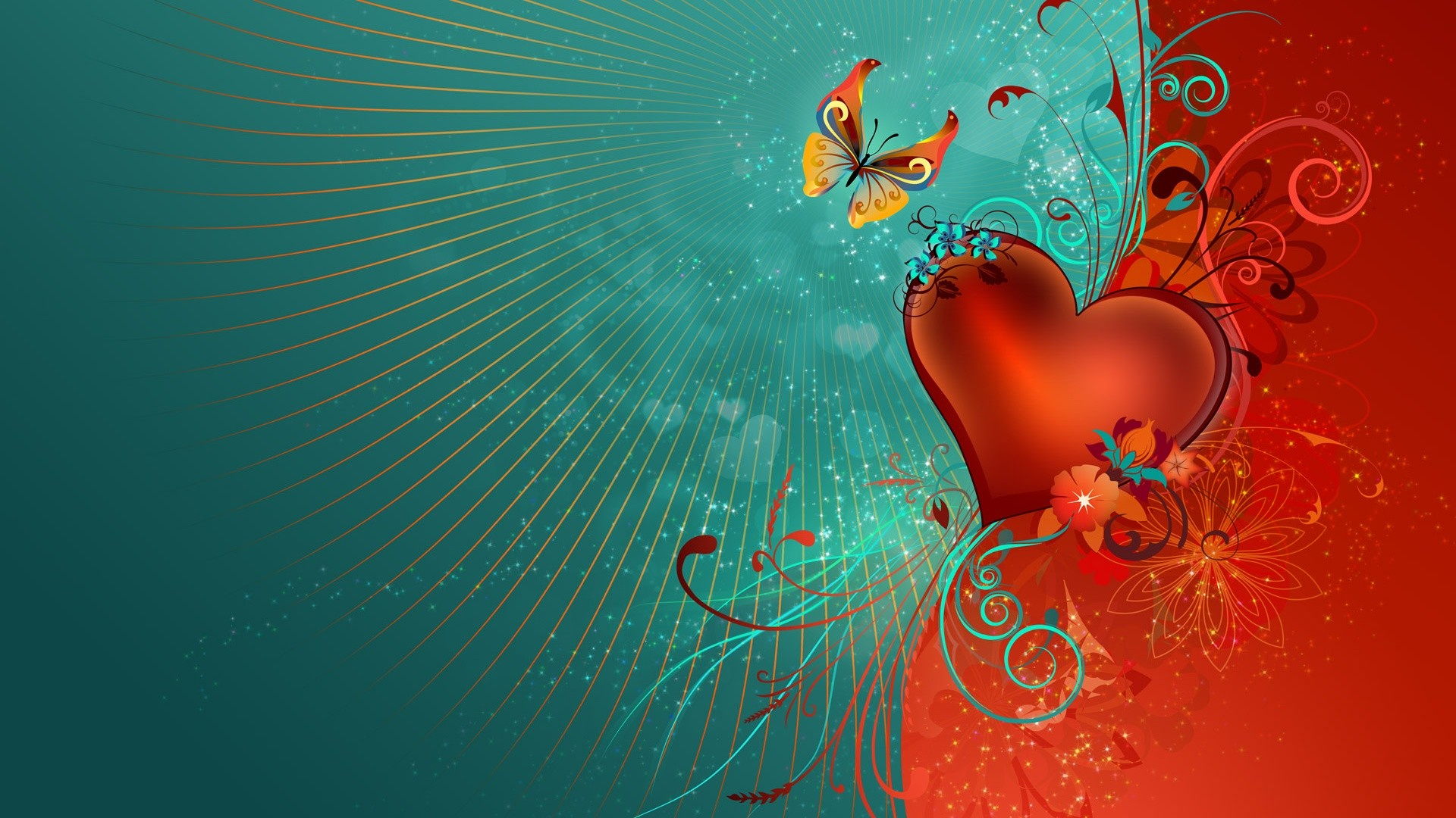 1920x1080 love 3d and hd wallpapers HD wallpaper - 3D Love