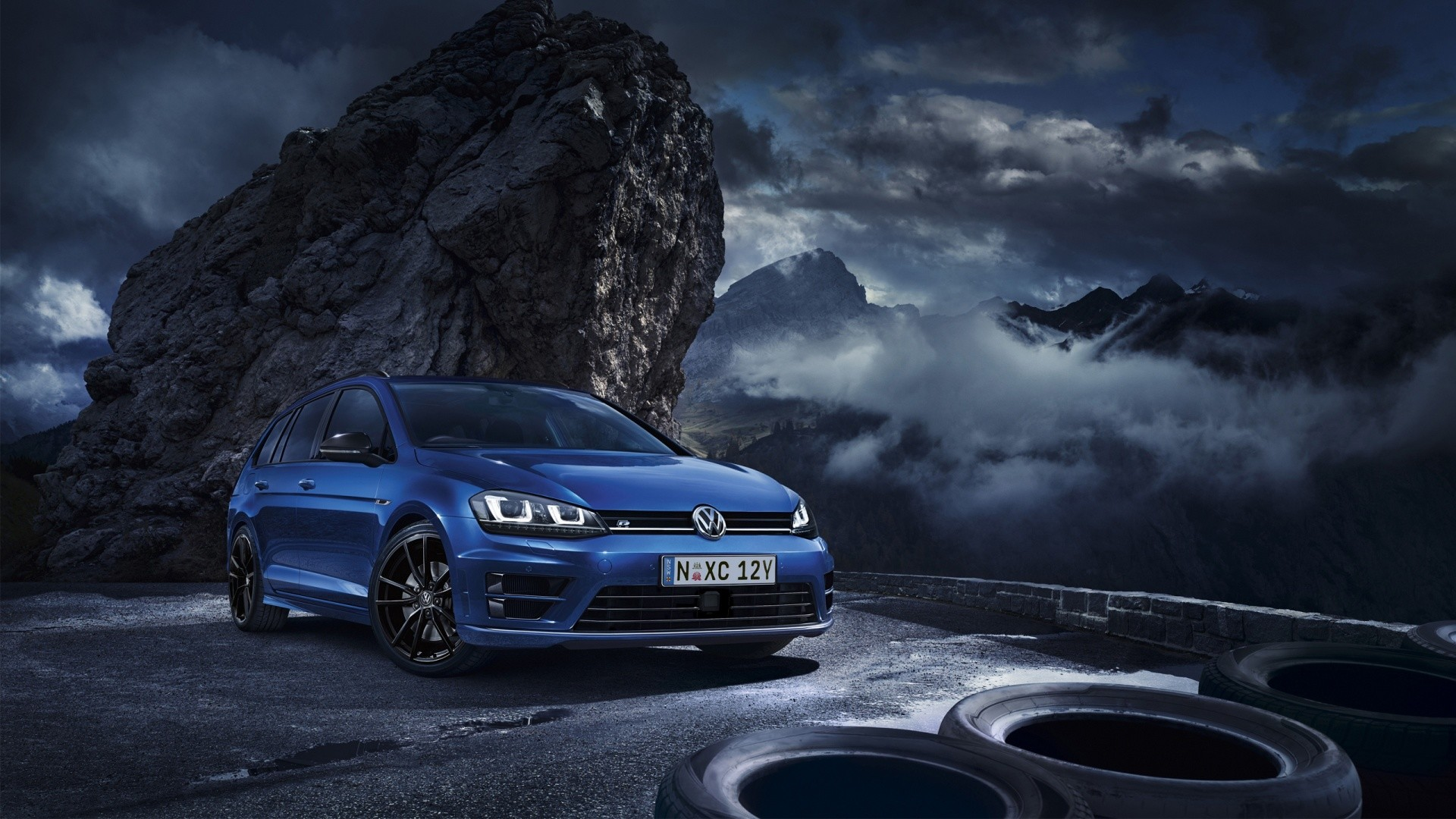 VW Golf R Wallpaper (60+ Images