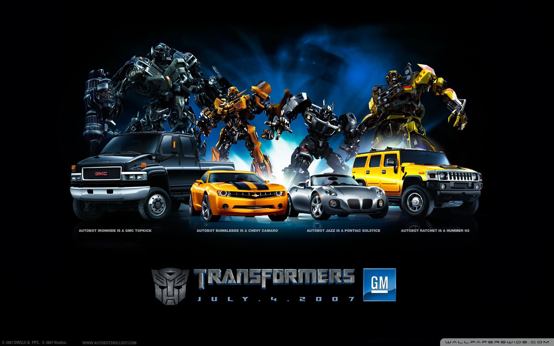 transformers pics and wallpapers (70+ images)