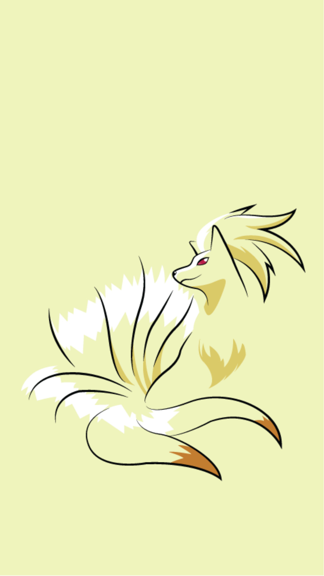1080x1920 Download Ninetales 1080 x 1920 Wallpapers - 4674406 - POKEMON POKEMONGO  IPHONE CARTOON GAMES | mobile9