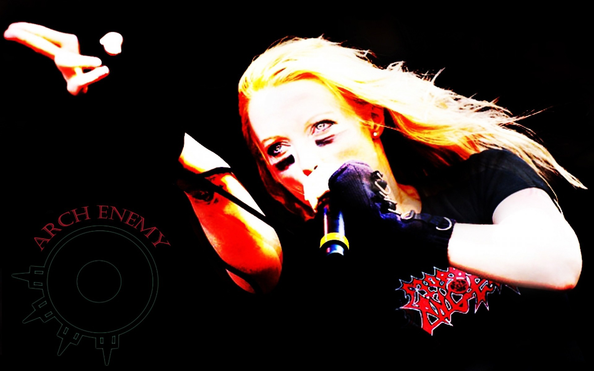 1920x1200 Music - Arch Enemy Wallpaper
