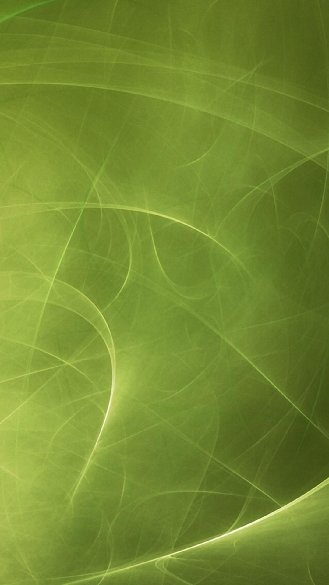 1080x1920 Green Silk Swirl Background iPhone 6 wallpaper