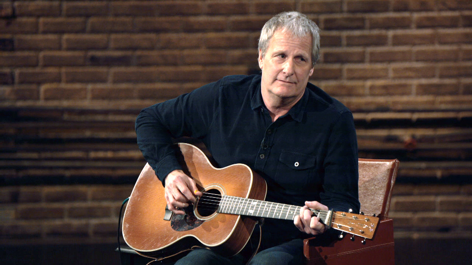 1920x1080 Watch Jeff Daniels Plays the Dirty Harry Blues | Inside the Actors Studio  Videos