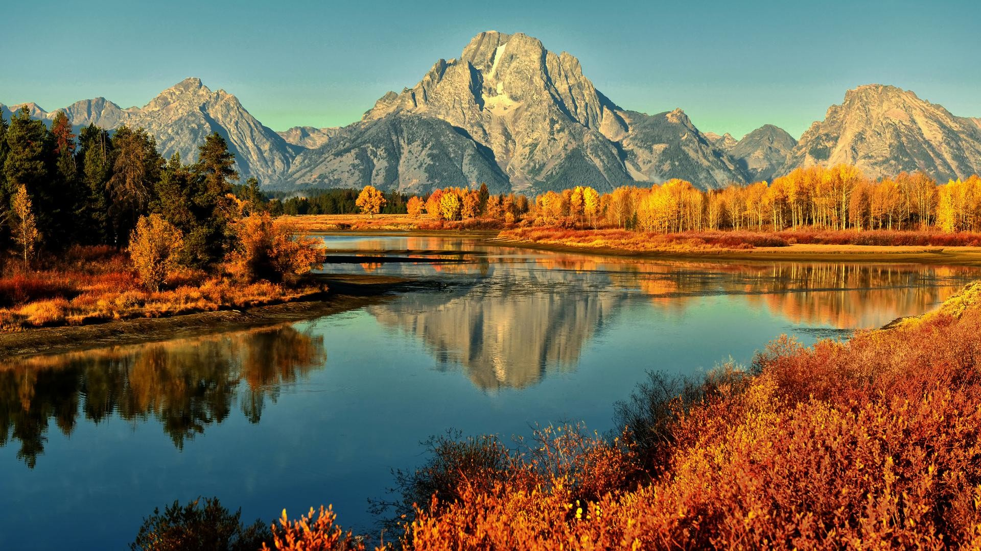 HD Fall Mountain Wallpaper (41+ images)