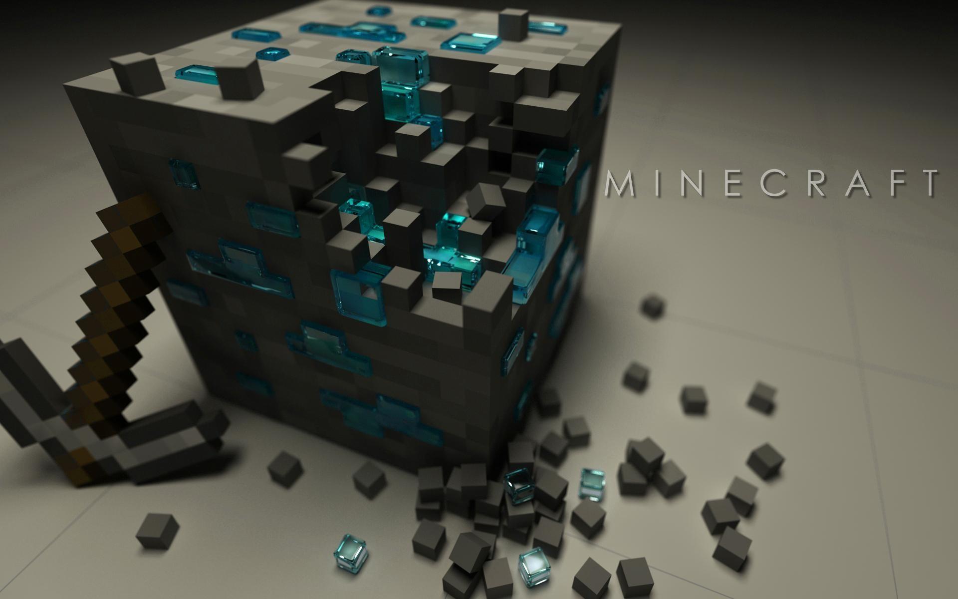 1920x1200 Minecraft Diamond Wallpapers Background