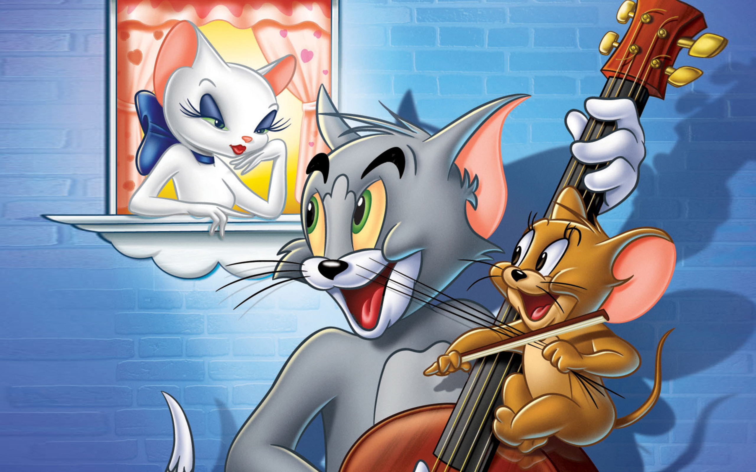 Tom Jerry Wallpapers (51+ images)