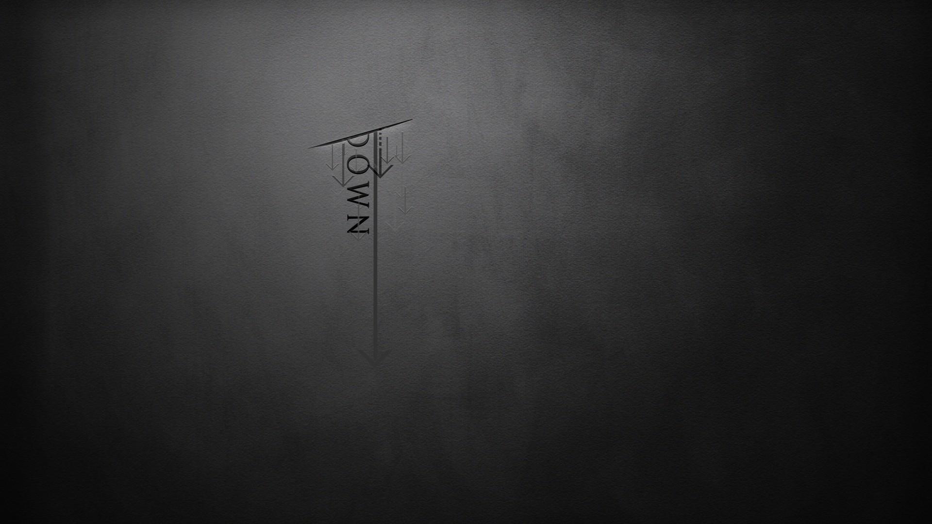 1920x1080 Minimalistic Dark Wallpaper Mathematics