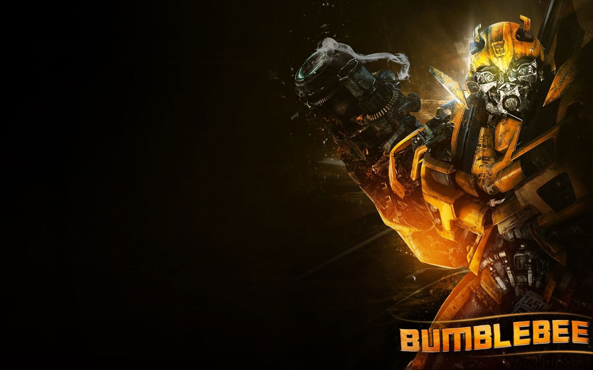 1920x1200 Transformers Bumblebee HD desktop wallpaper : High Definition .