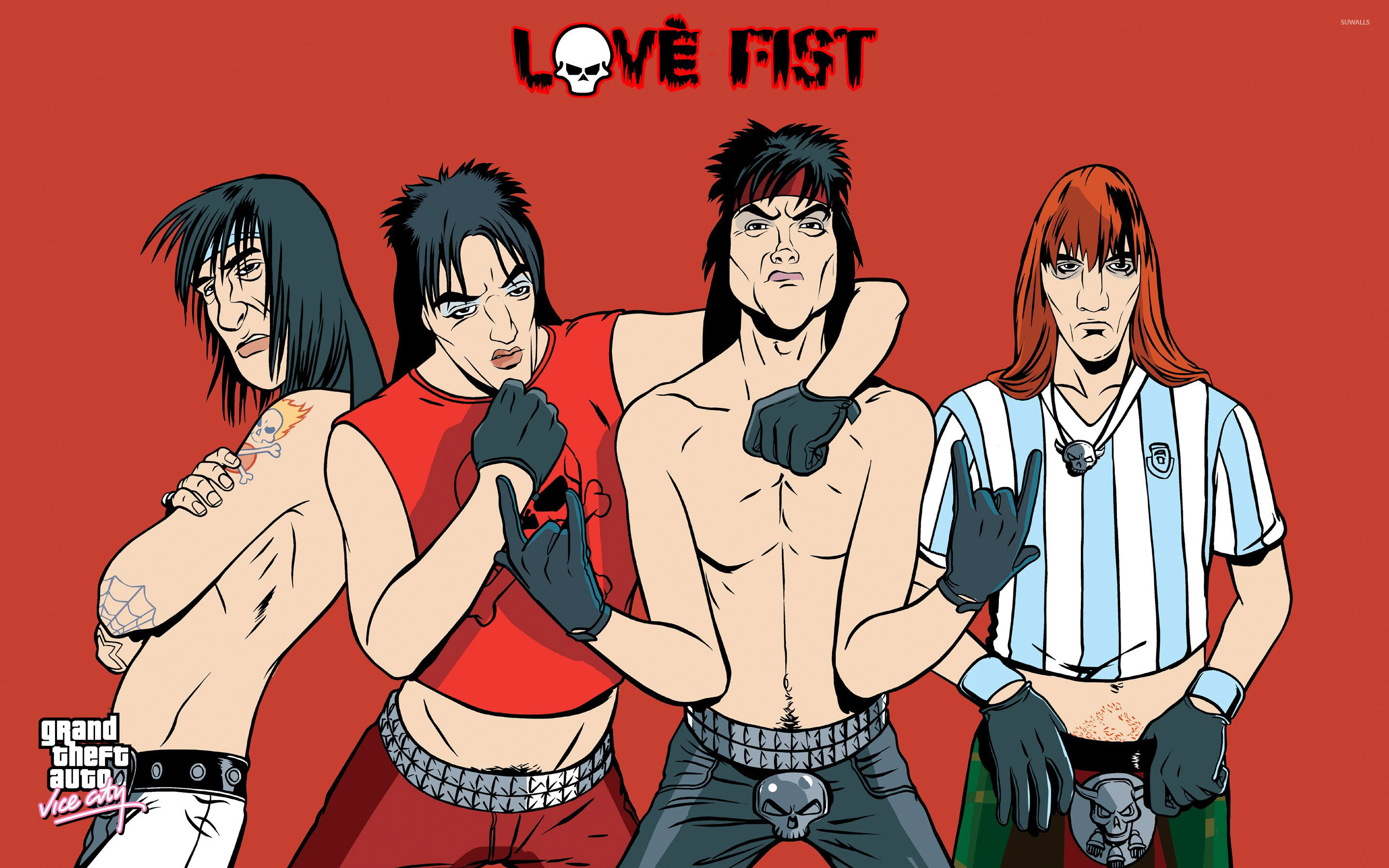2880x1800 Love Fist heavy metal band wallpaper  jpg