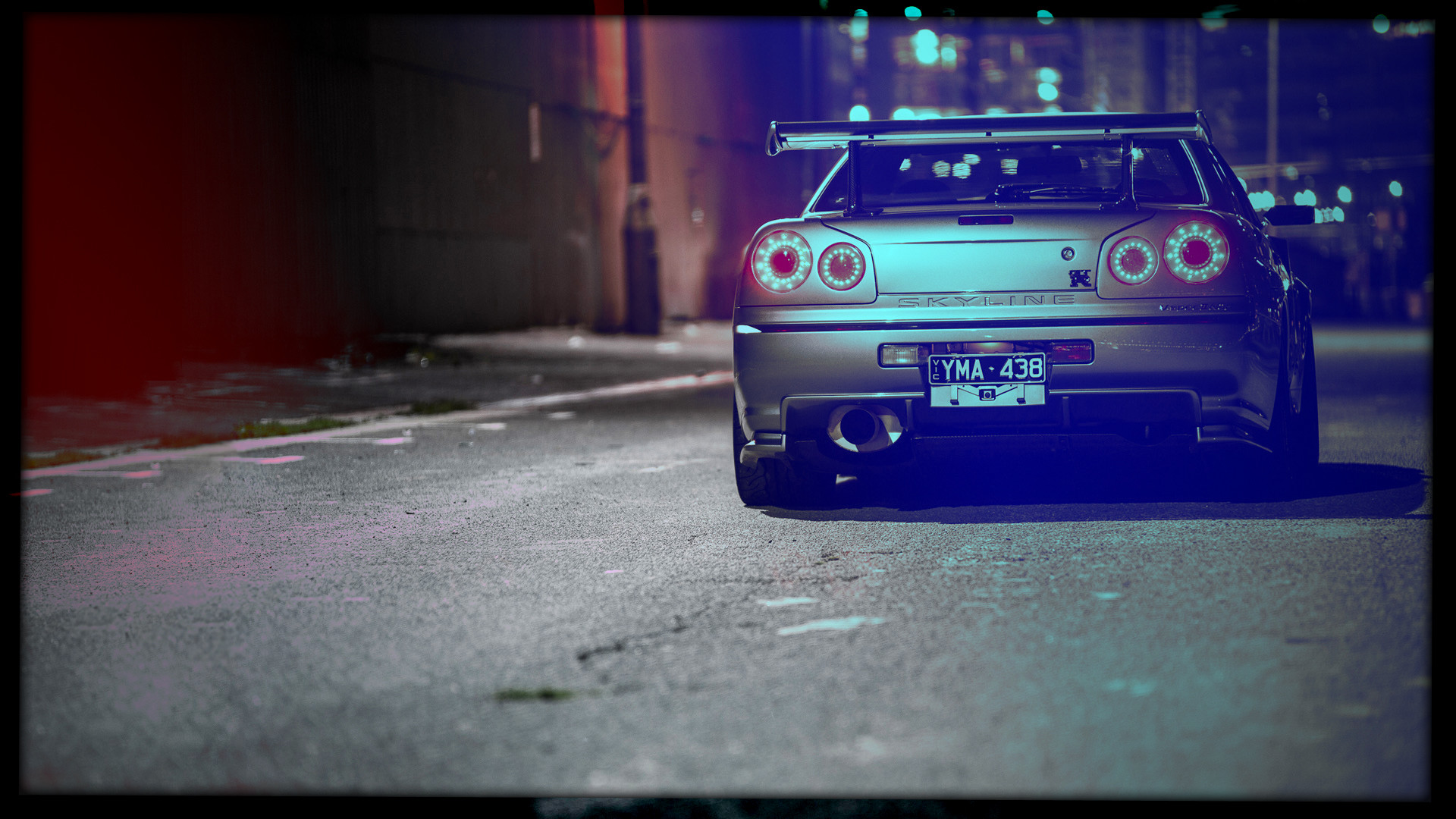 1920x1080 Nissan Skyline R34 Wallpaper by HeerenMistry Nissan Skyline R34 Wallpaper  by HeerenMistry