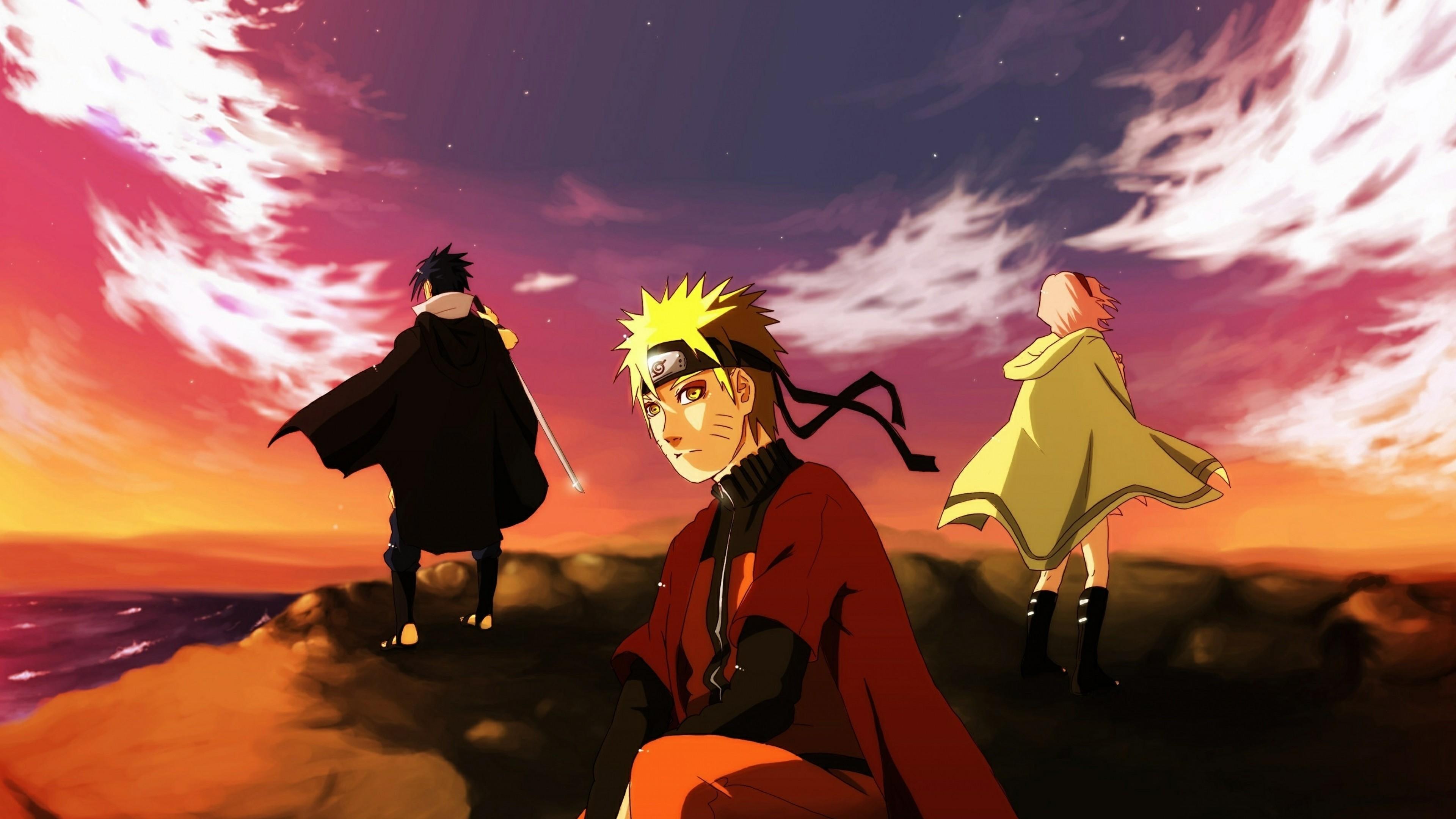 Naruto Sasuke Sakura Wallpaper 56 Images