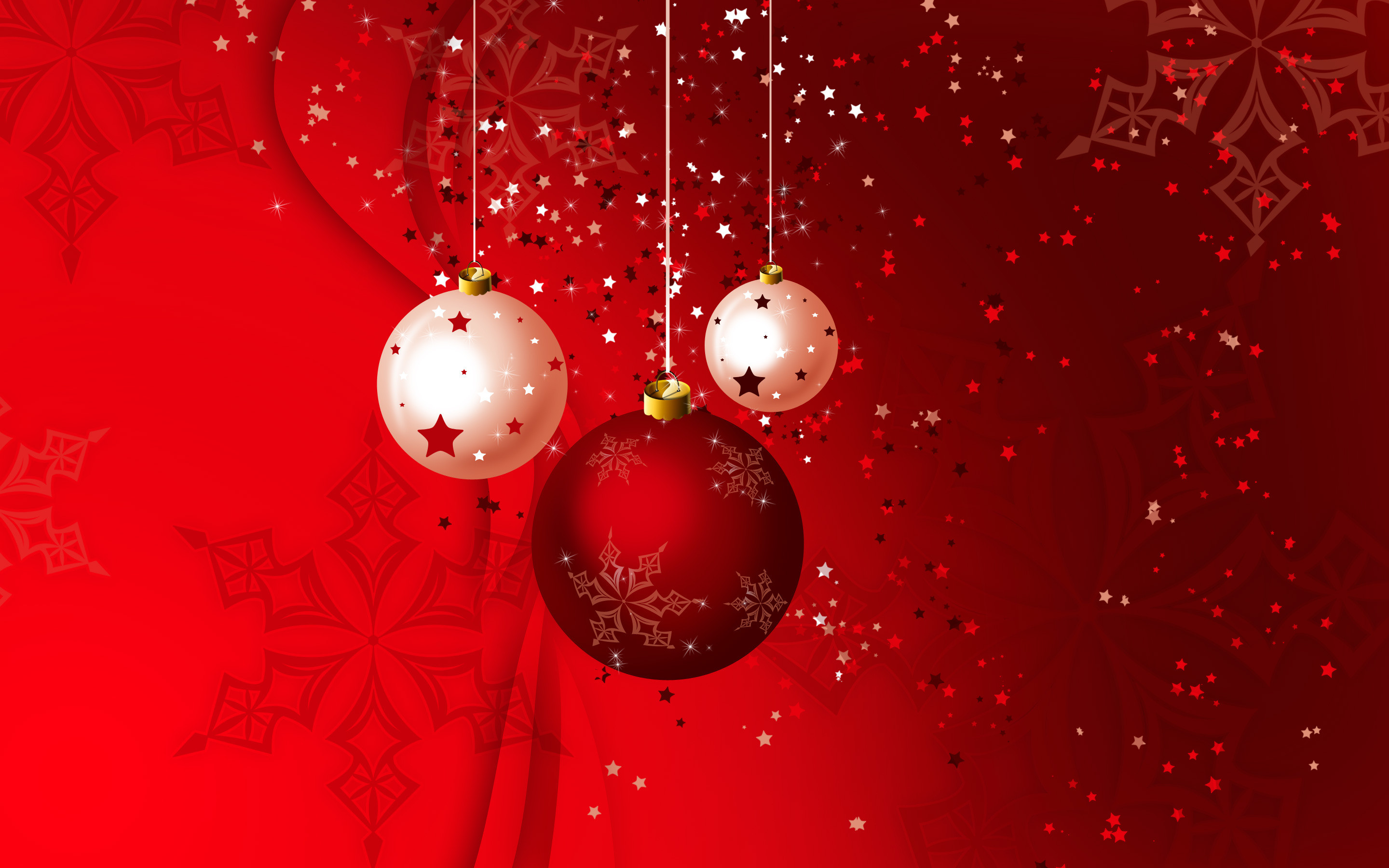 Red Christmas Backgrounds 43 Images