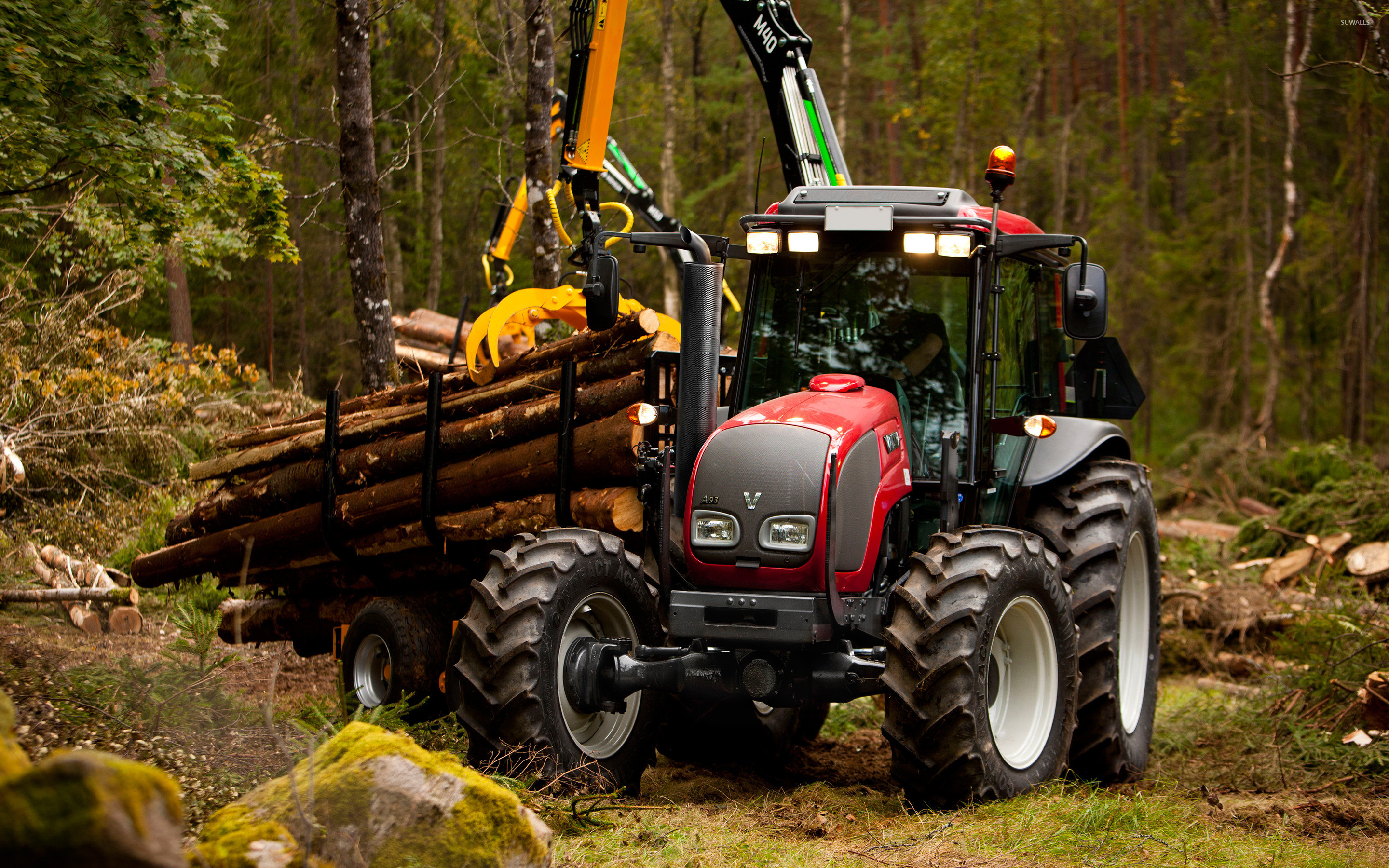Tractor Wallpaper (64+ Images