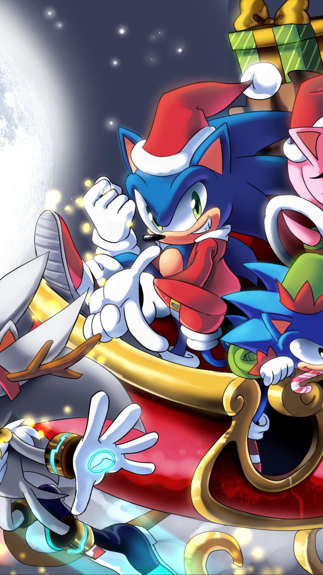 Sonic the Hedgehog Wallpaper (76+ images)