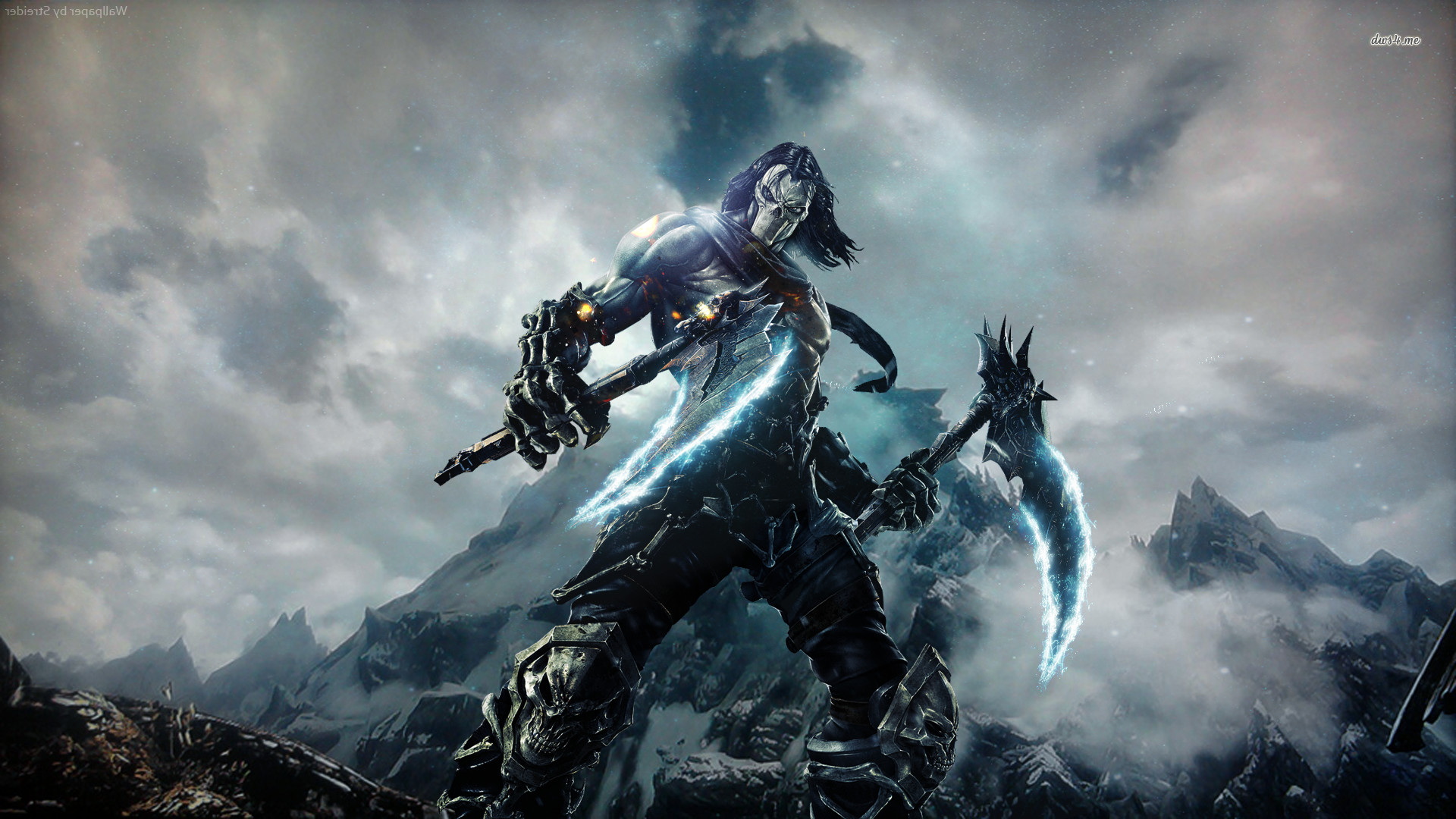 Darksiders War Wallpaper By: Darksiders Four Horsemen Wallpaper (85+ Images