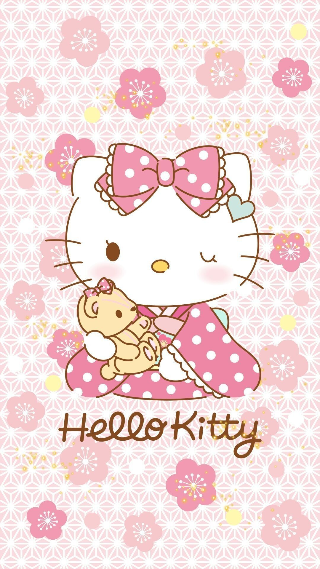 1080x1920 1920x1080 Hello Kitty Wallpaper 45618