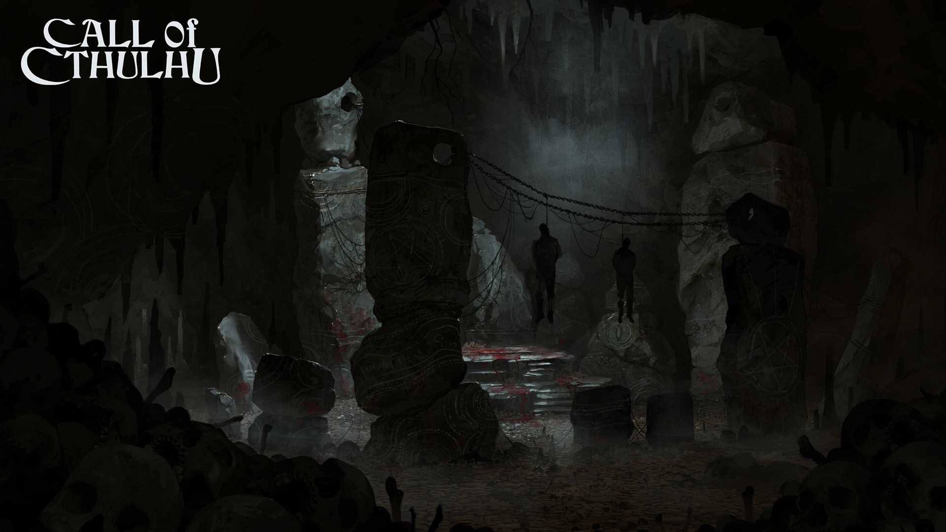 1920x1080 Free Call of Cthulhu Wallpaper in