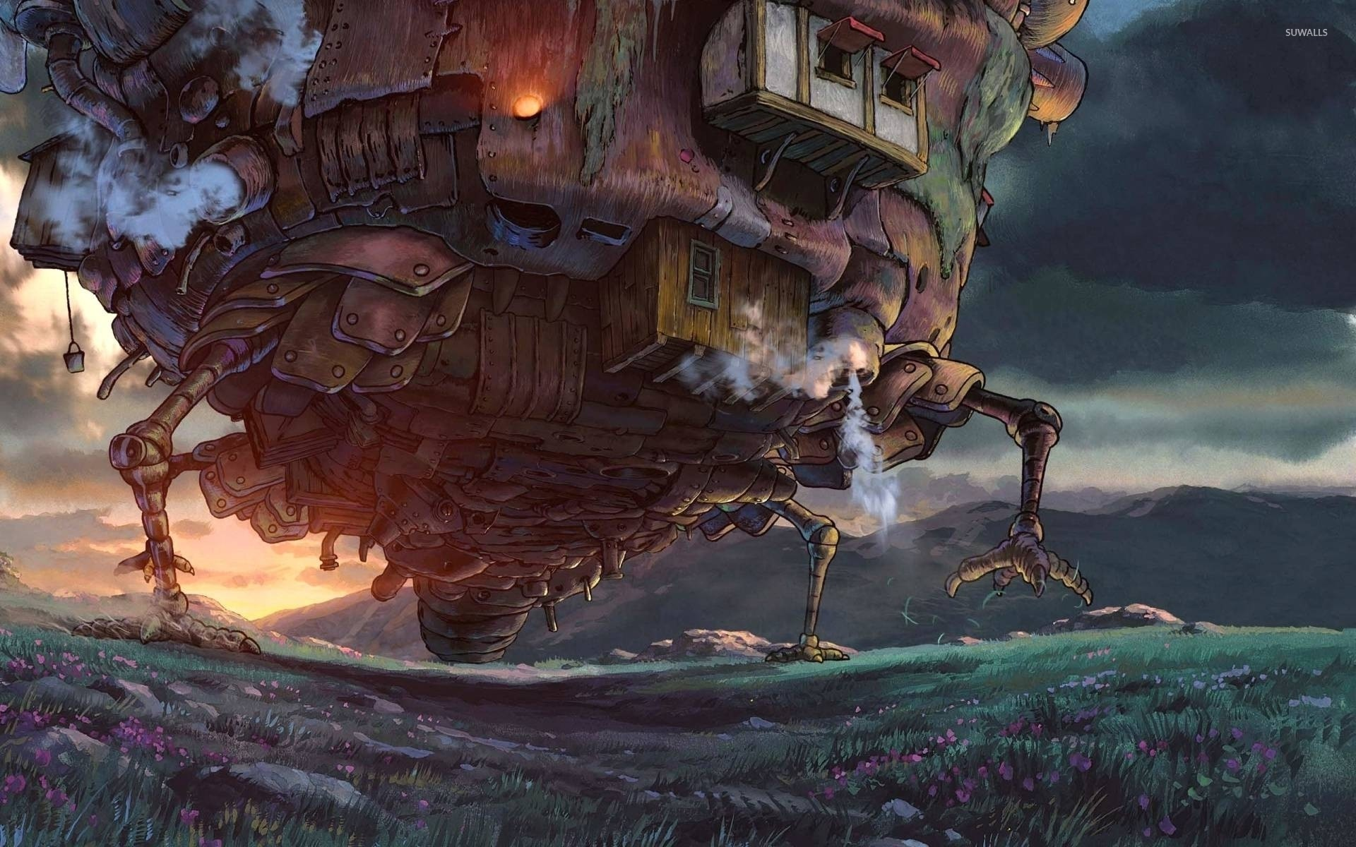 1920x1200 Howl's Moving Castle [2] wallpaper - Anime wallpapers - #40994