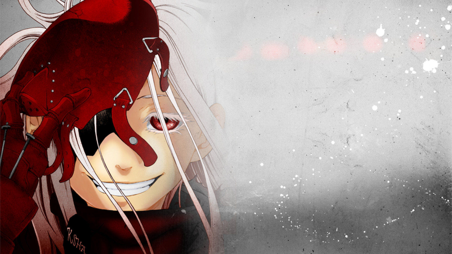 1920x1080 Wallpaper : 1366x768 px, Deadman Wonderland, Ganta, Shiro Deadman