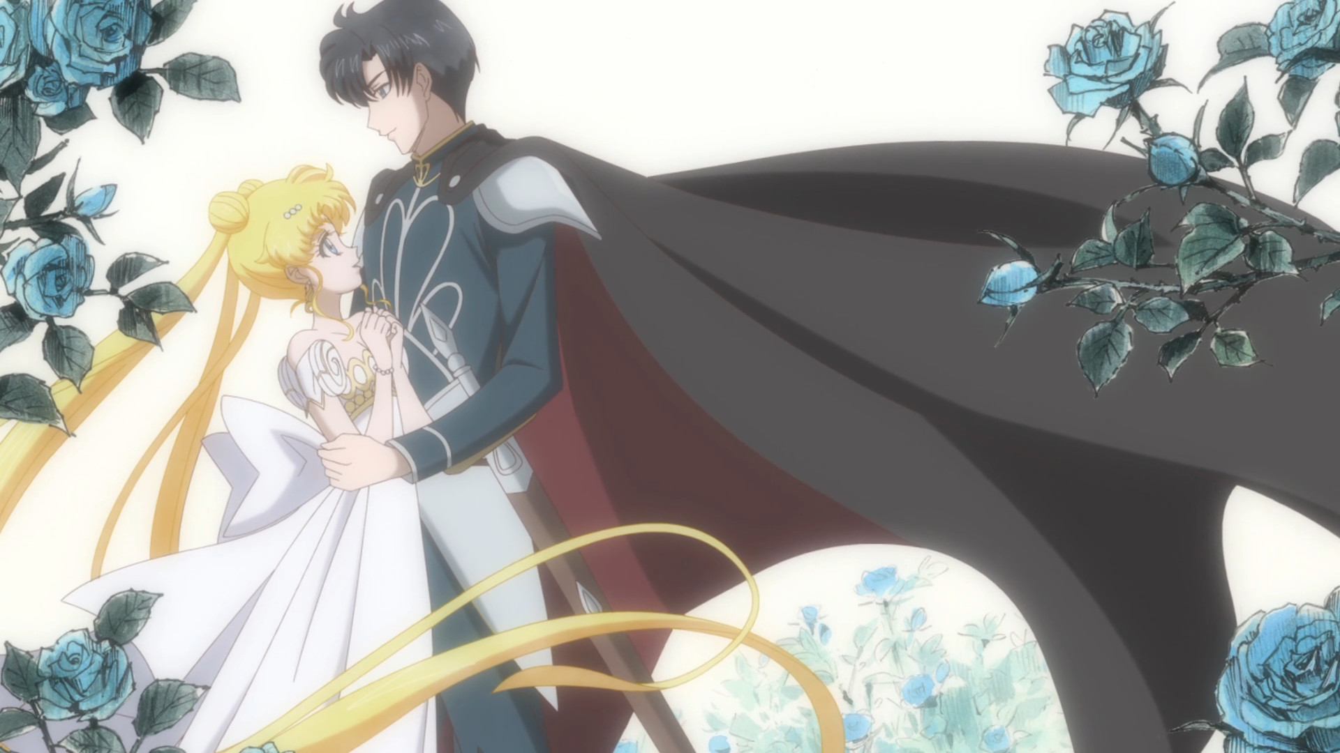 1920x1080 Review: Sailor Moon Crystal Episode 10: Moon
