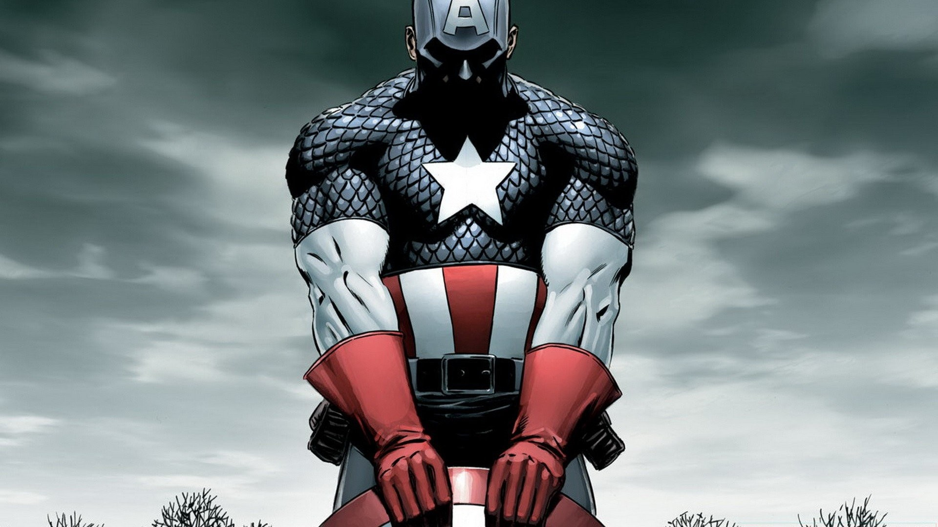 1920x1080 Captain America Comics HD Wide Wallpaper for Widescreen (68 Wallpapers) – HD  Wallpapers