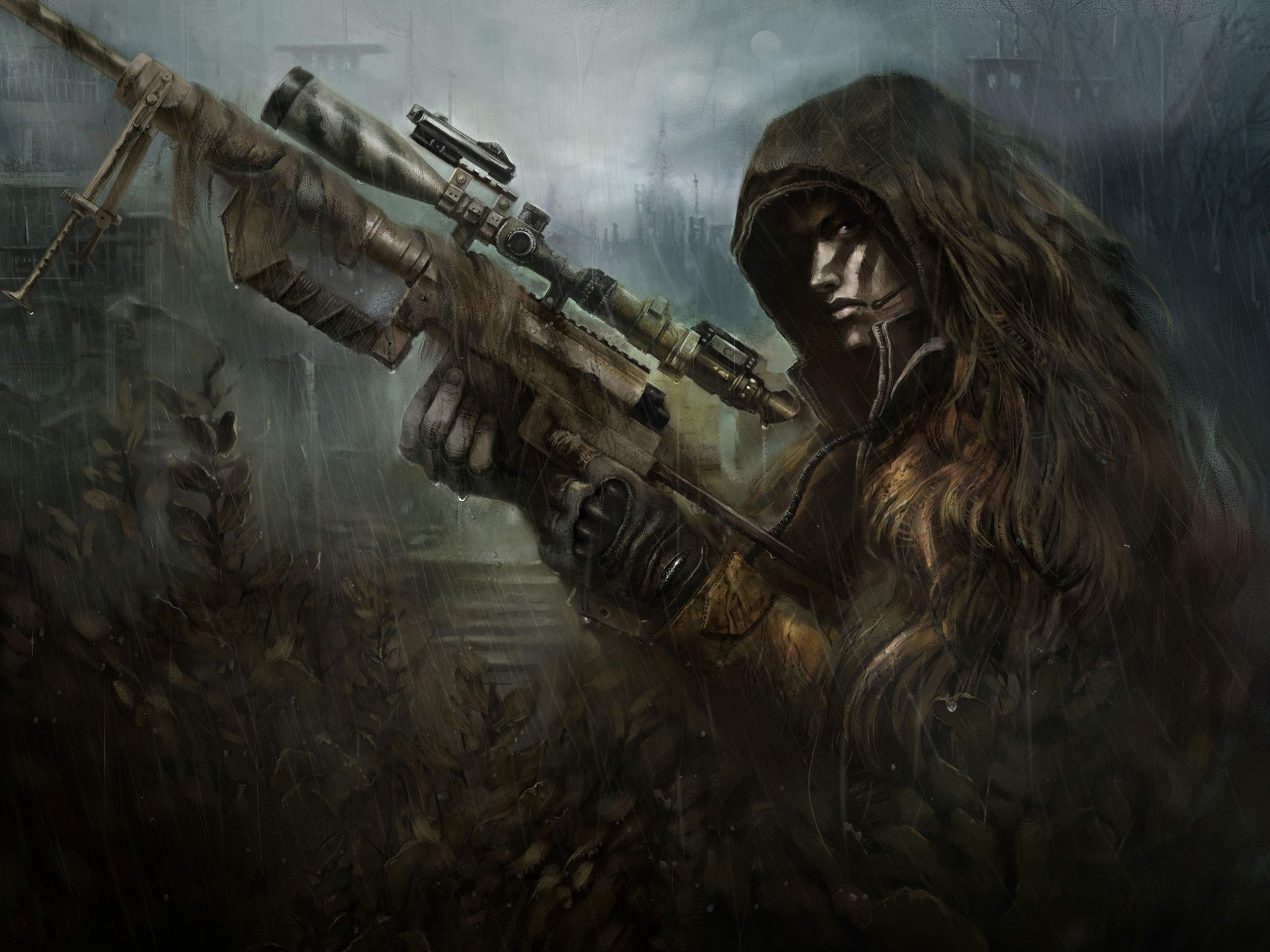 72 Ghillie Suit Wallpapers On Wallpaperplay: Ghillie Suit Wallpaper (85+ Images