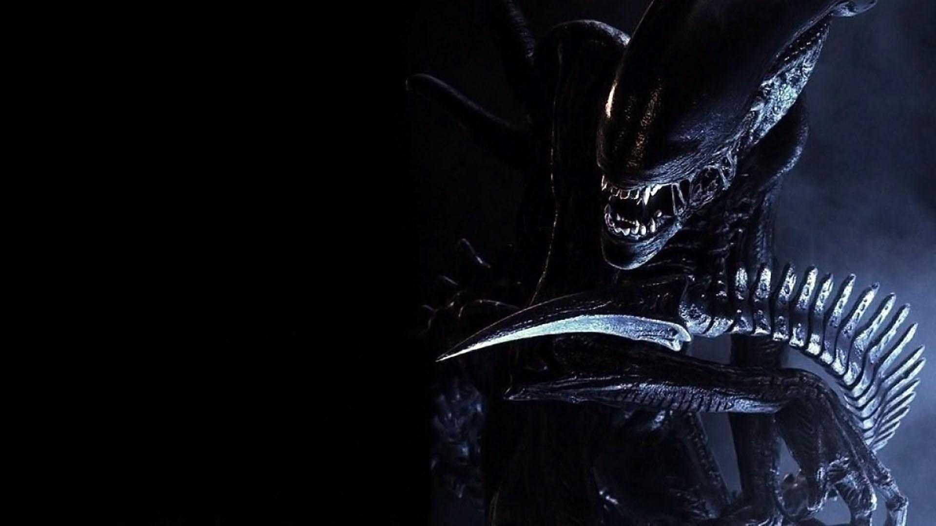 Aliens movie wallpaper