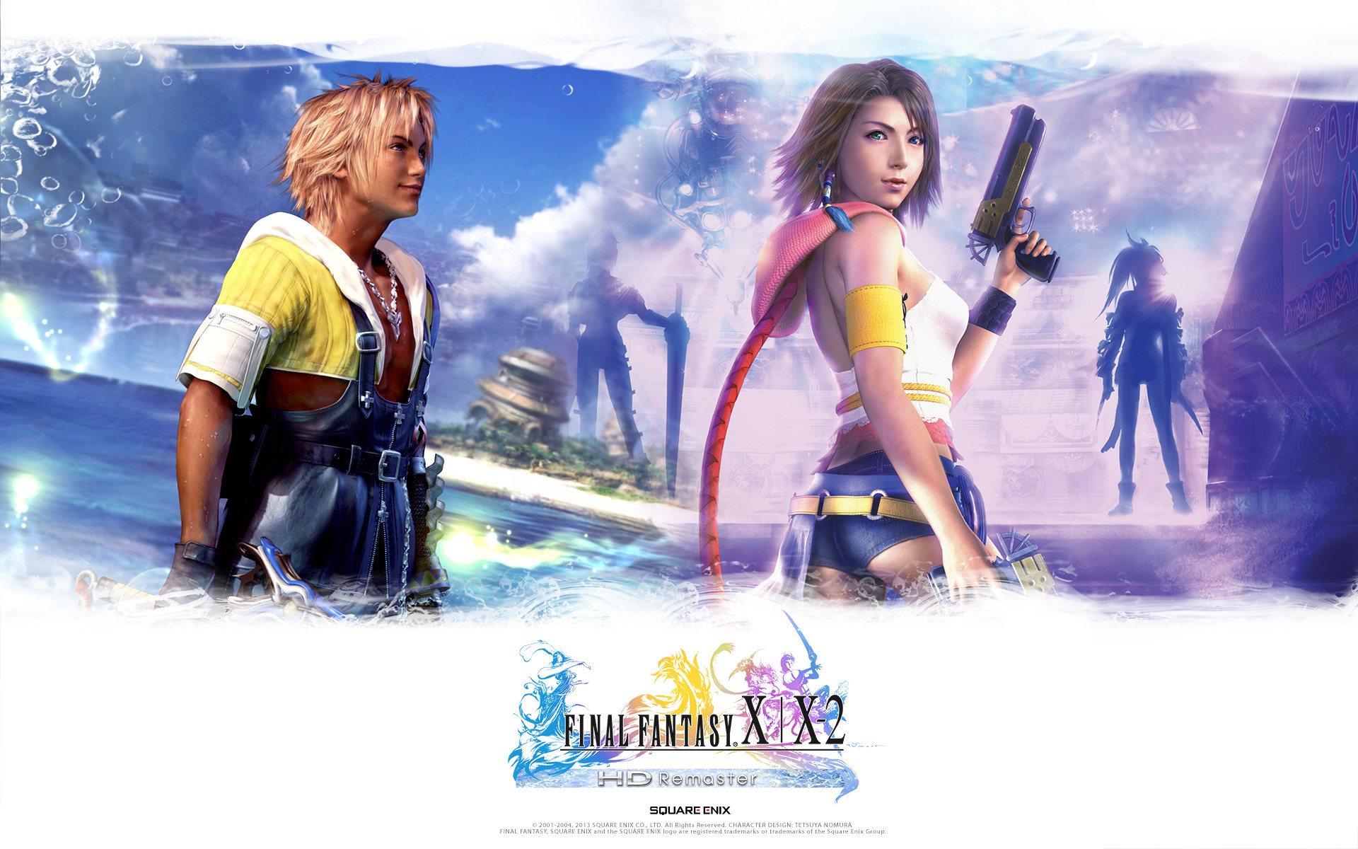 1920x1200 Final Fantasy X HD Wallpapers