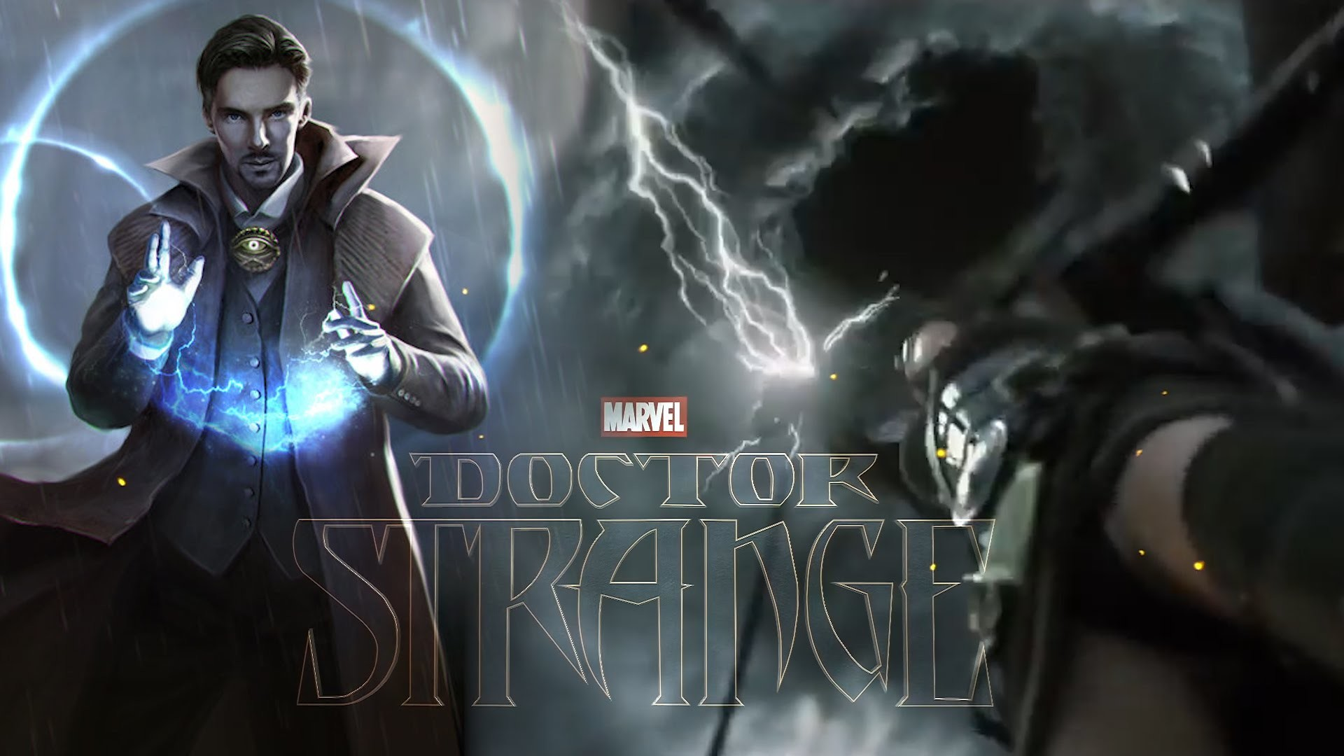 1920x1080 HD Doctor Strange Wallpapers, High Quality, Desktop-Screens.com