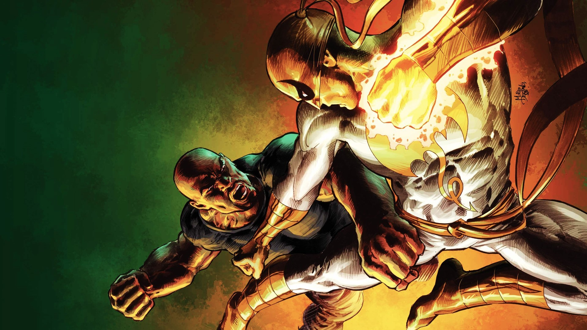 1920x1080 1 Power Man And Iron Fist HD Wallpapers | Backgrounds - Wallpaper Abyss