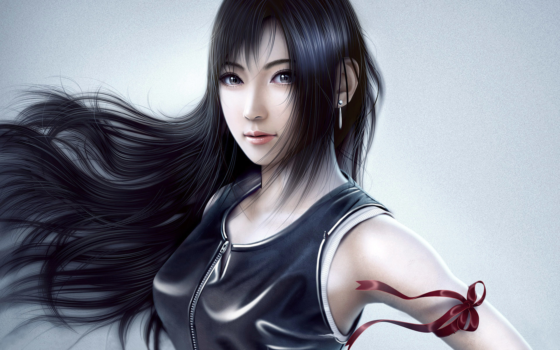 1920x1200 Tifa Lockhart wallpaper
