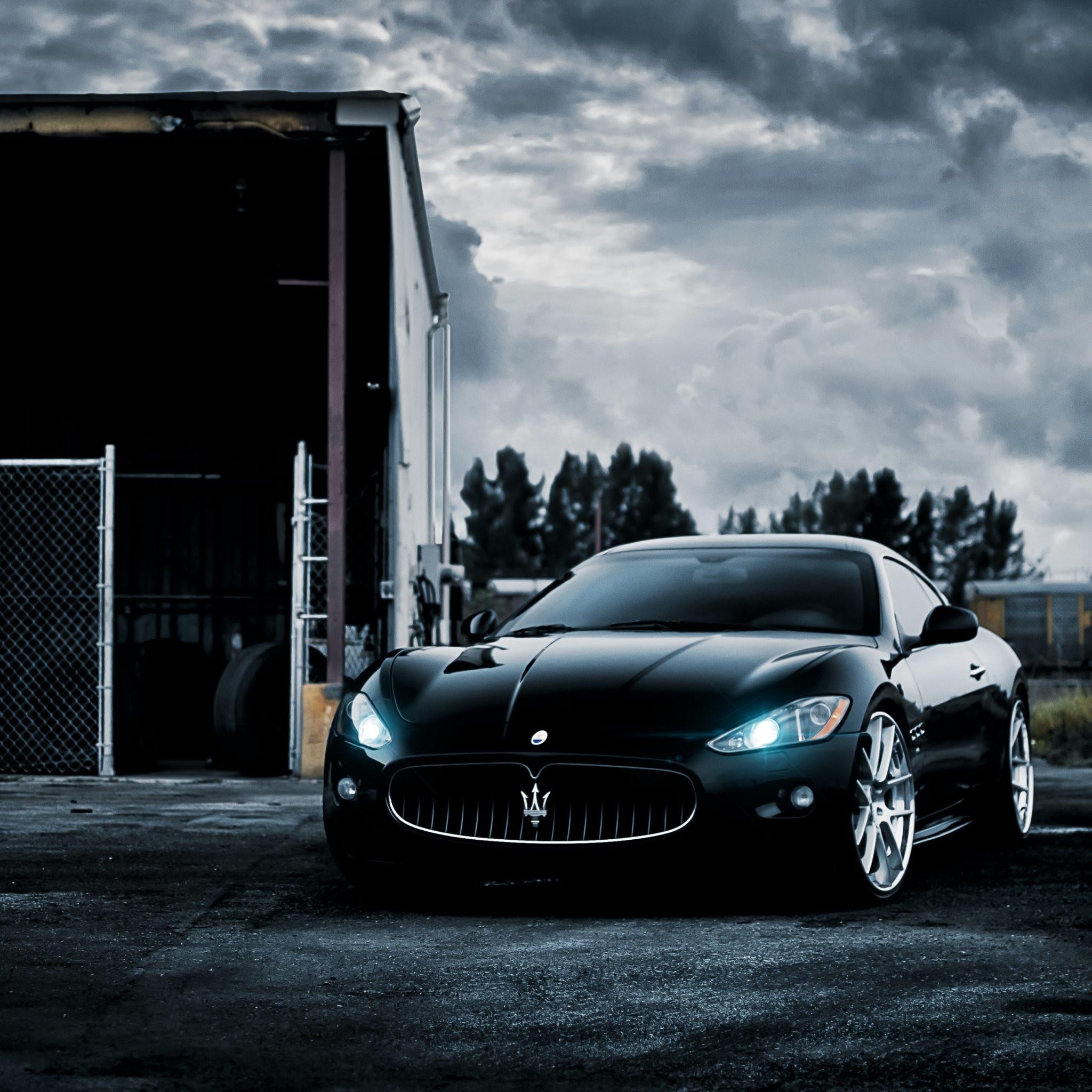 Maserati Logo Wallpapers (59+ Images