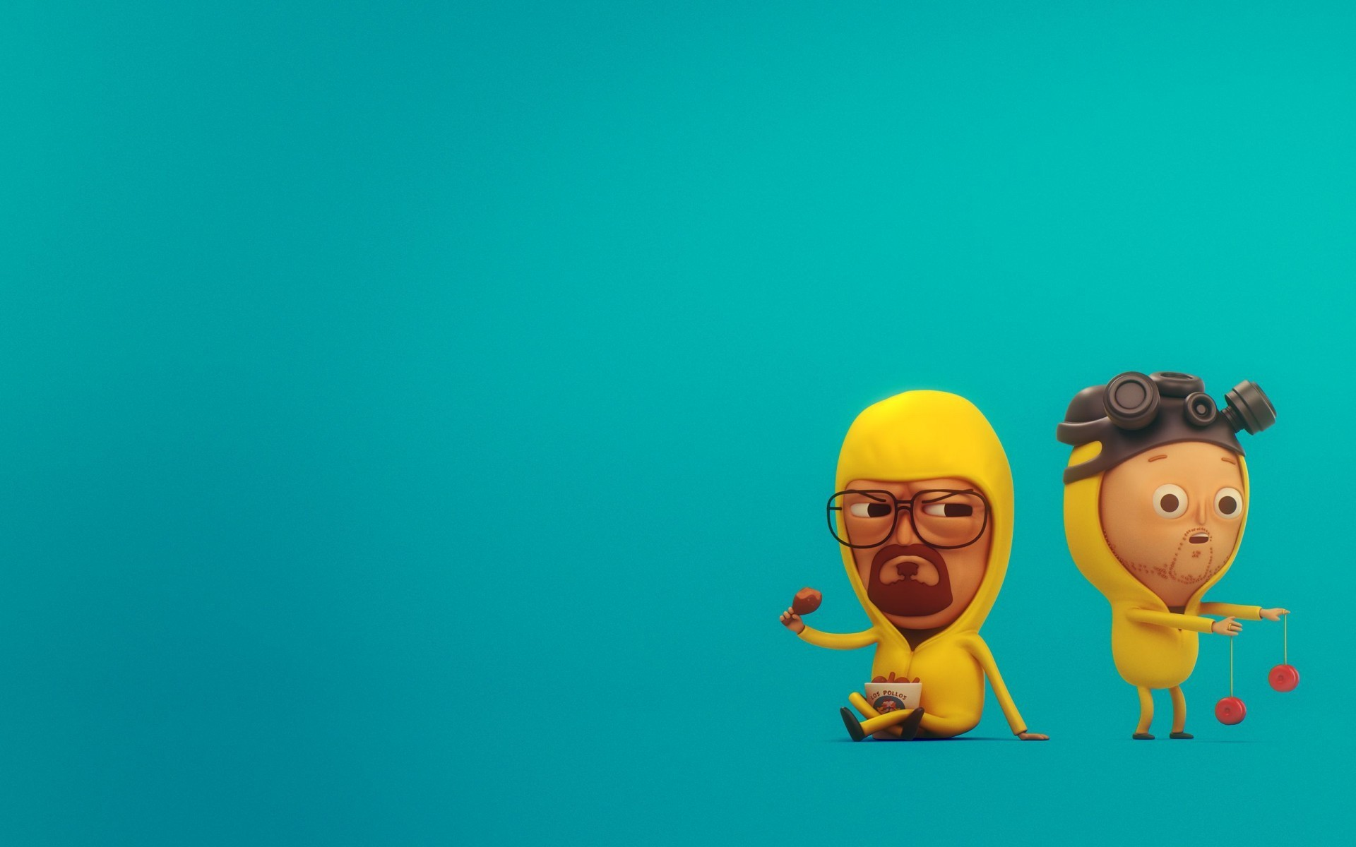 1920x1200 Breaking Bad Season 5 Minion HD Desktop Wallpaper