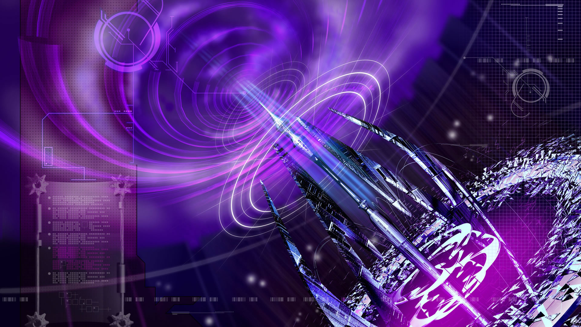 1920x1080 Abstract wallpapers purple rain wallpaper raindrops backgrounds .