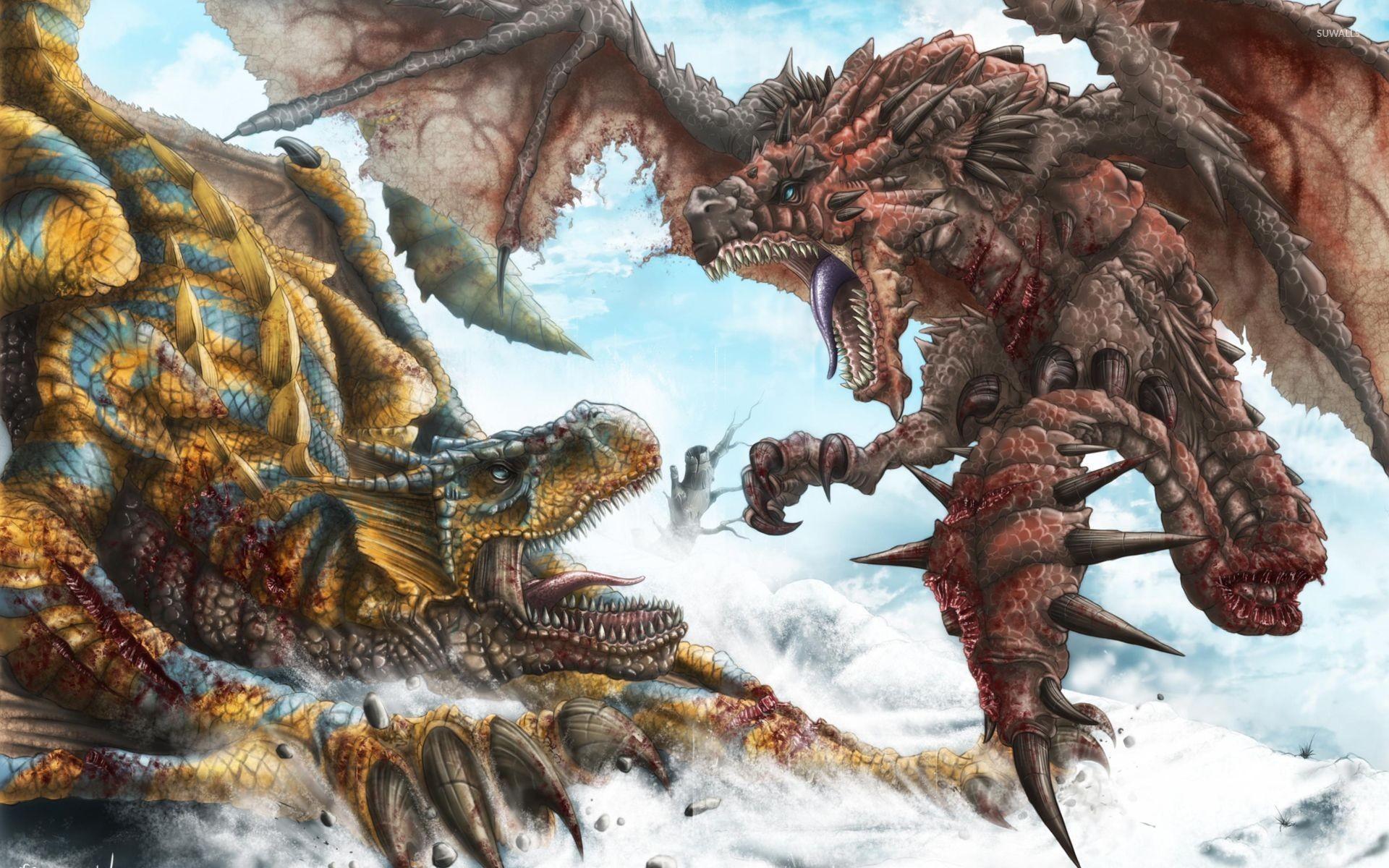 Monster Hunter Tri Wallpaper (67+ images)