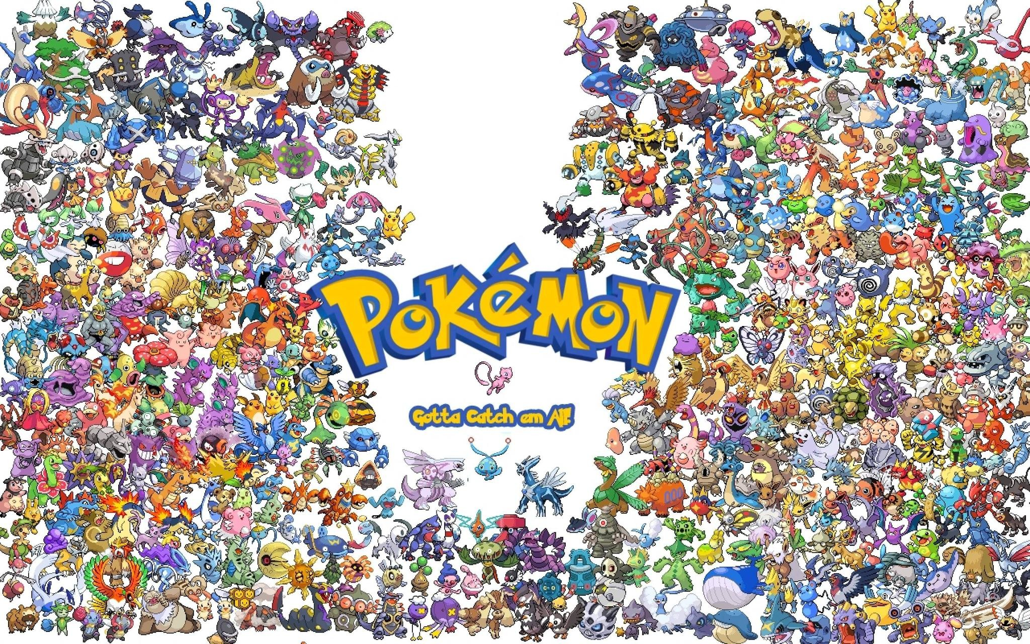 every pokemon wallpaper (62+ images)