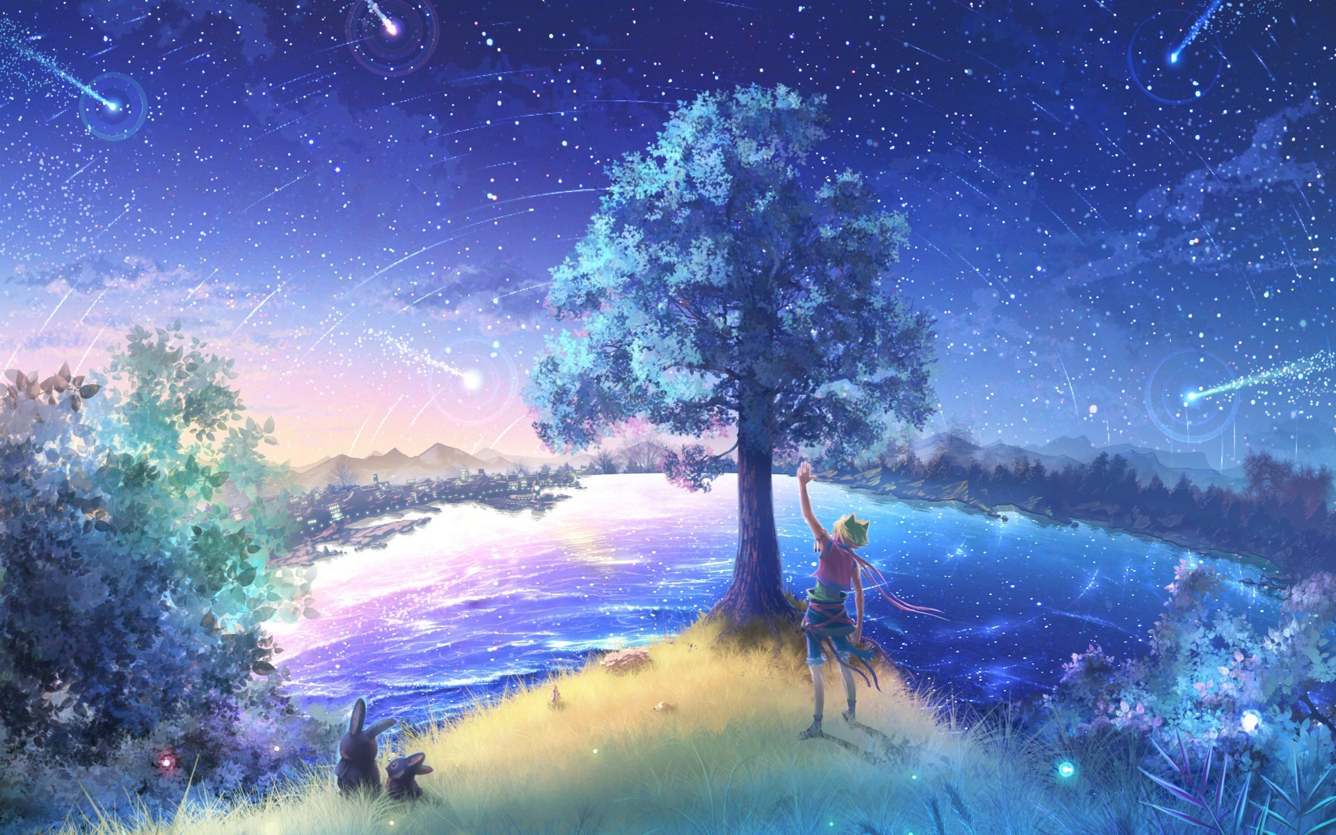 Beautiful Anime Wallpaper (68+ Images