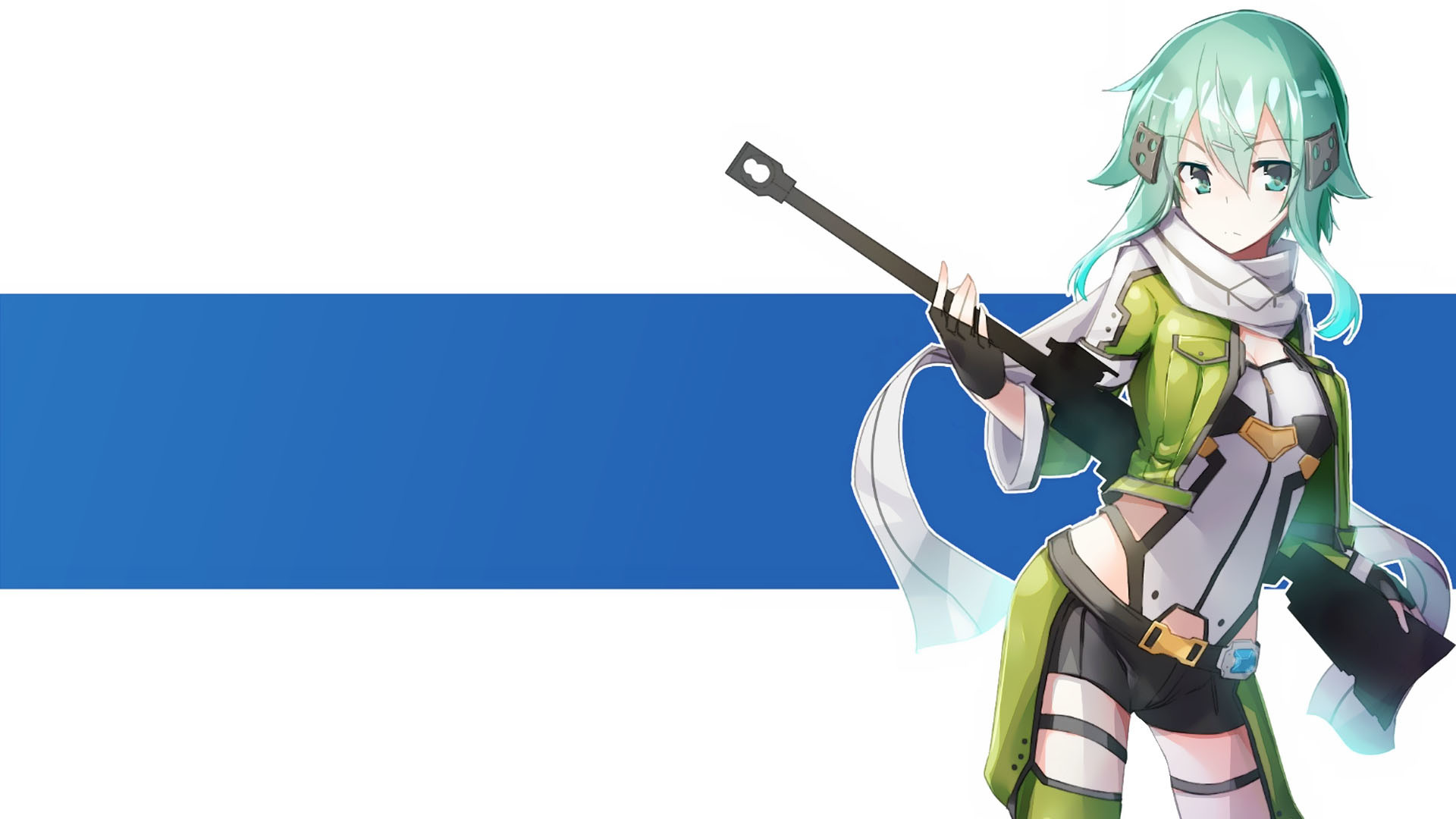 1920x1080 Sinon (Asada Shino) HD wallpapers Download