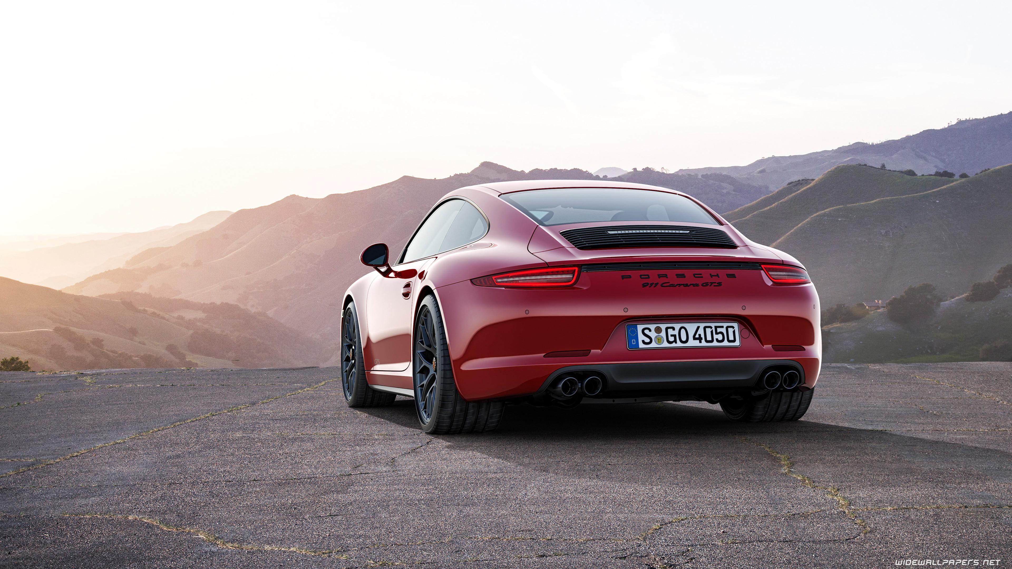 3840x2160 Porsche 911 Carrera GTS Cabriolet Car Wallpapers .