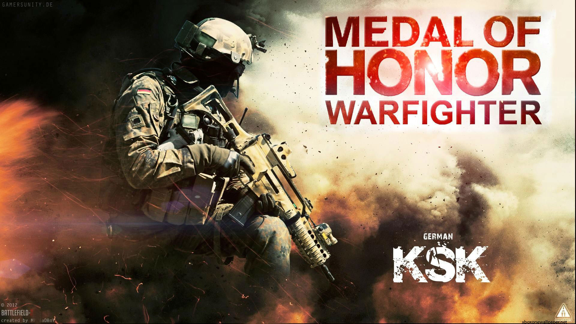 Xbox Medal Of Honor Warfighter Hd Wallpaper 77 Images