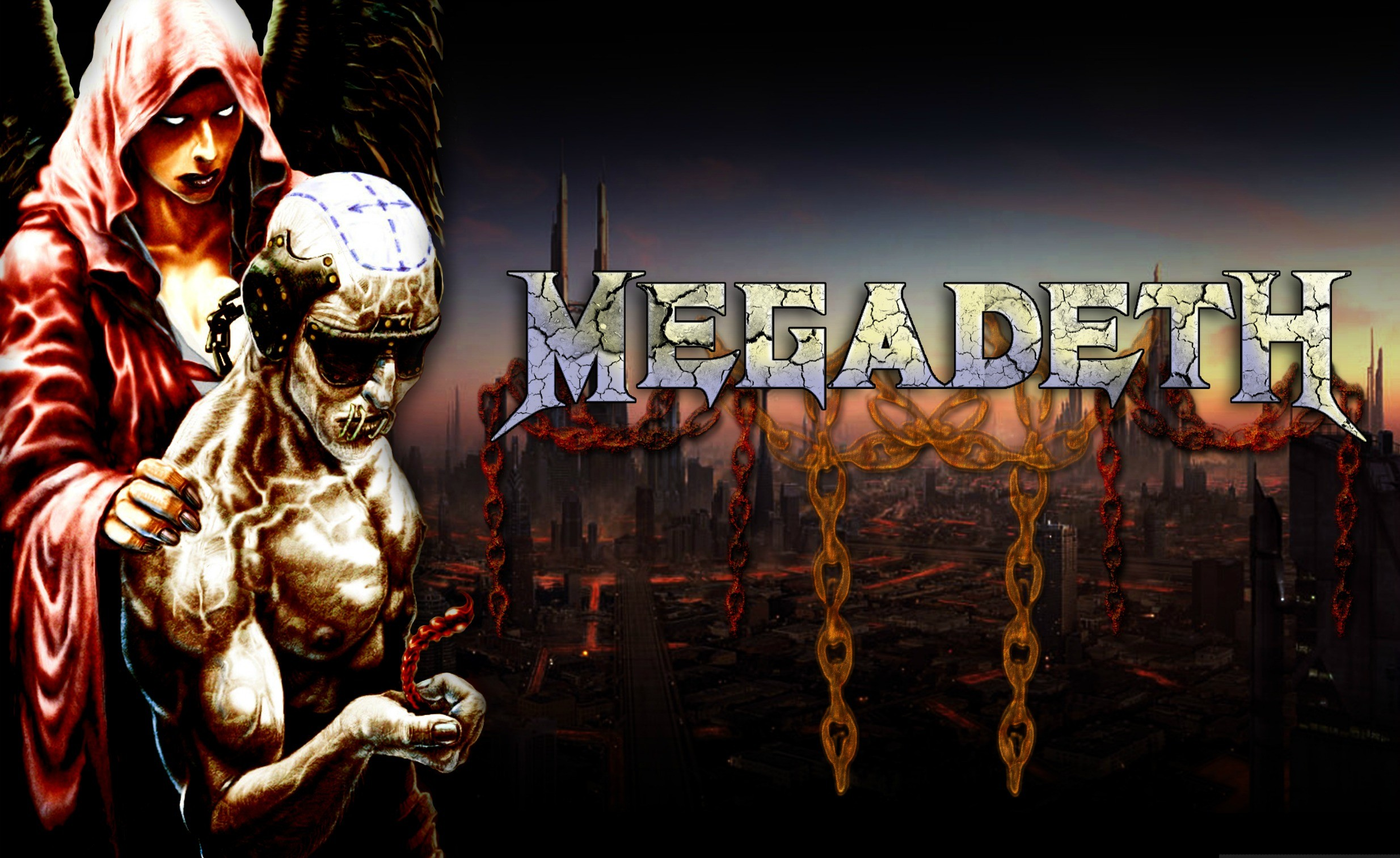 2468x1513 Megadeth Backgrounds Wallpaper