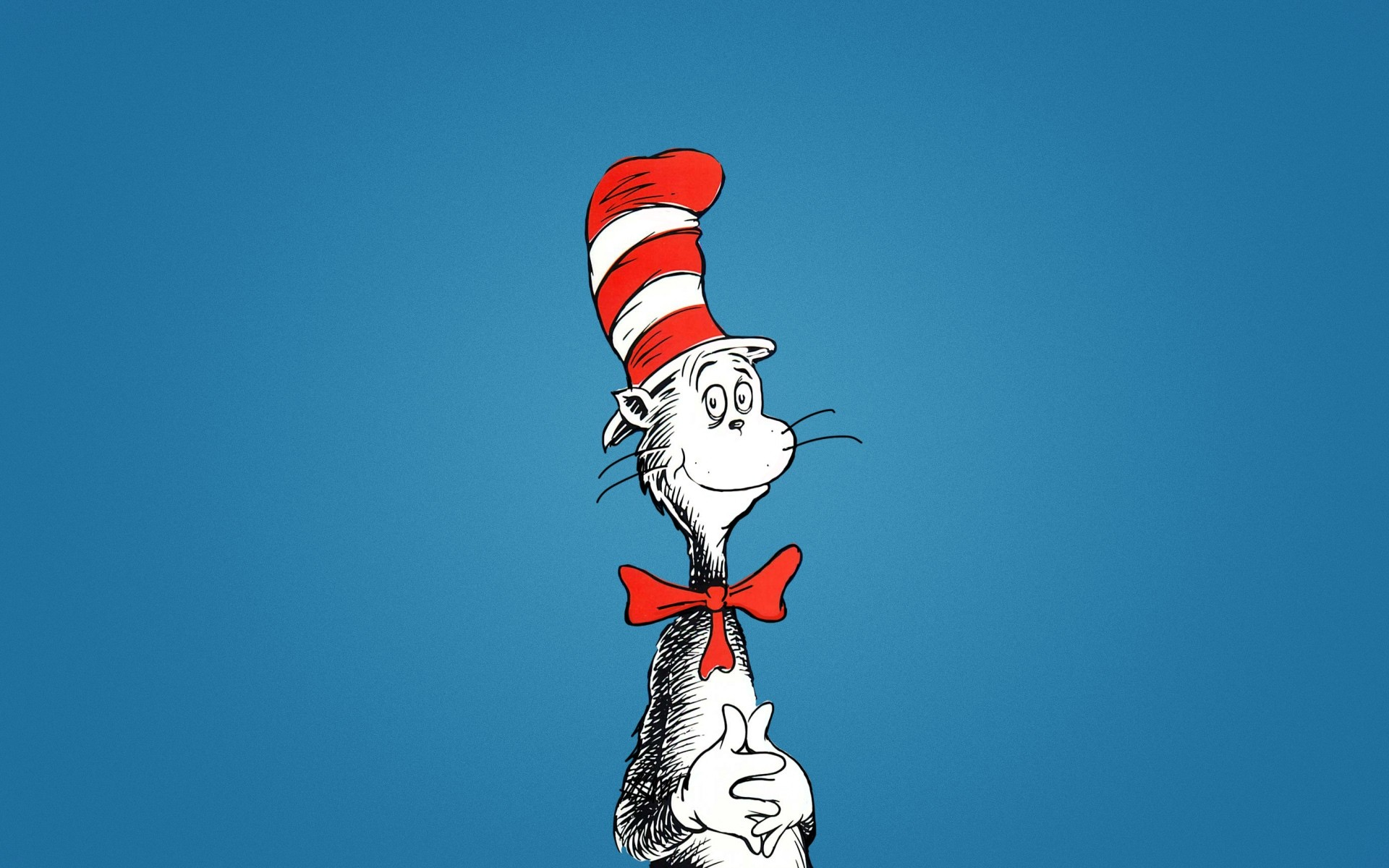 Cat In The Hat Wallpaper 71 Images