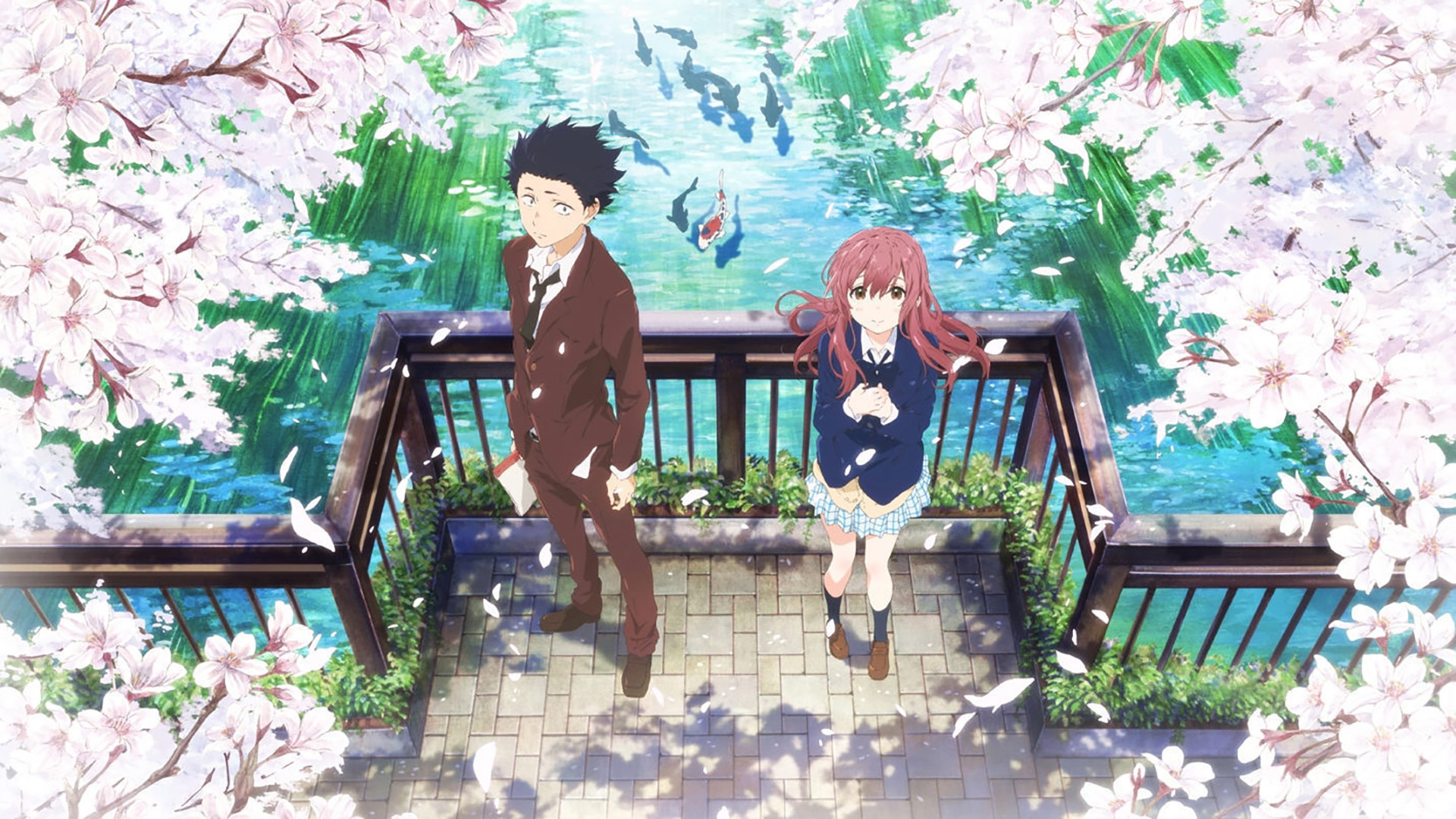 "1920x1080 ""A Silent Voice"" will open Nov. 7 in limited release in Amarillo."