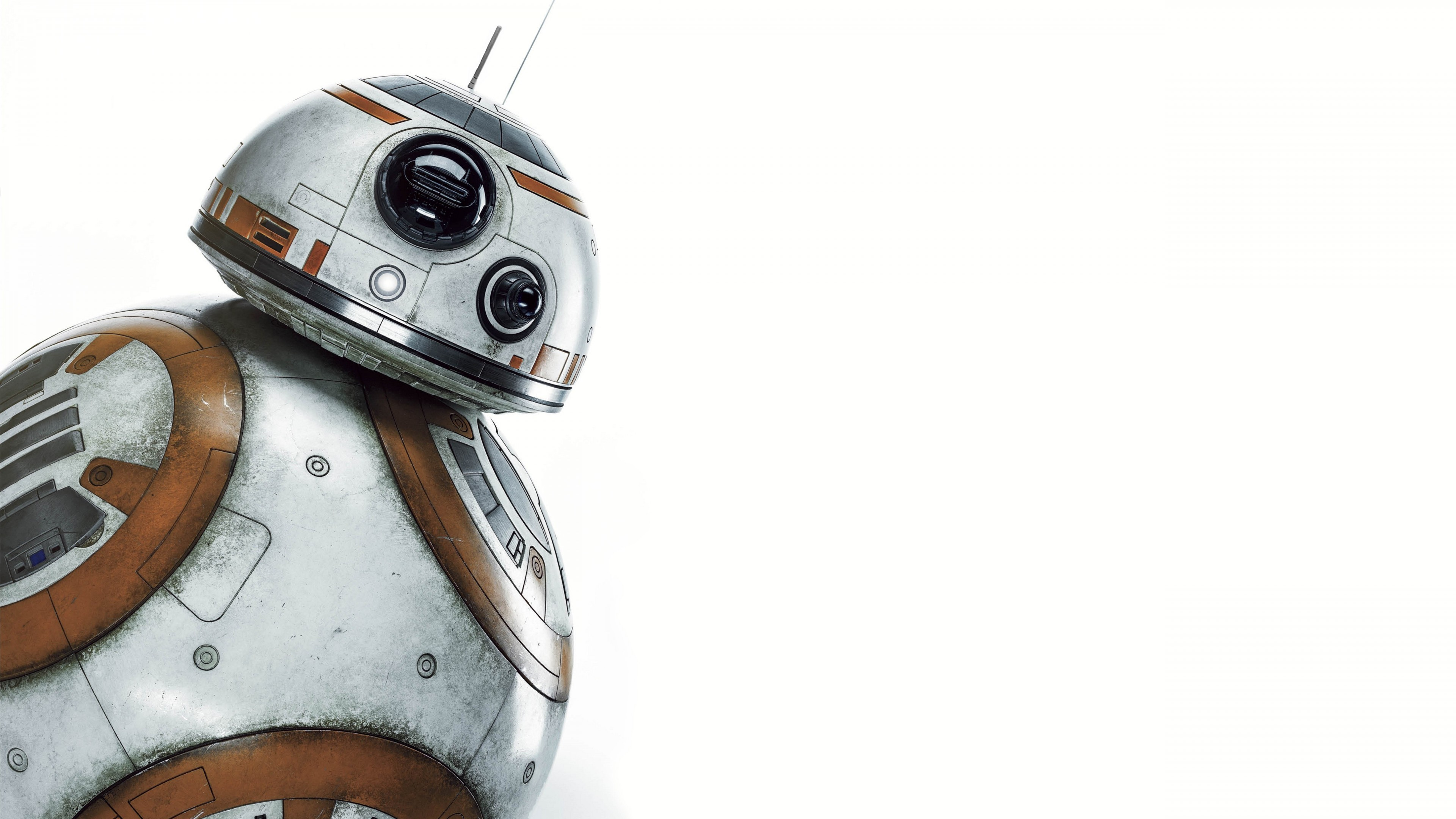 3840x2160 Tags: BB-8 Droid, Star Wars, 4K ...