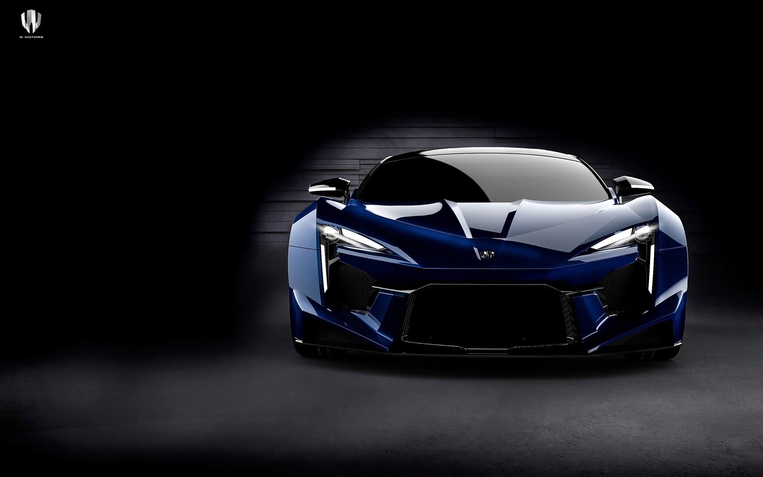 2560x1600 2016 W Motors Fenyr SuperSport