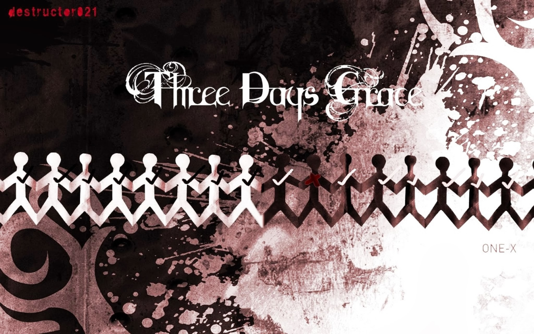 Three days grace wallpapers 64 images - Three days grace wallpaper ...
