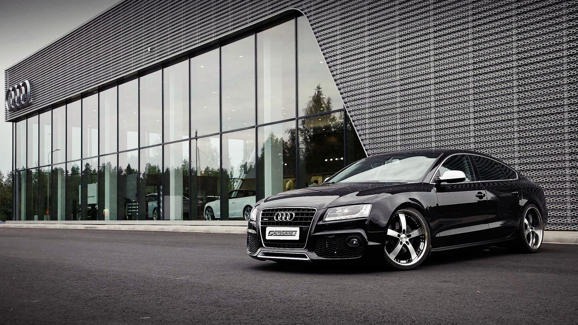 1920x1080 Awesome Audi RS5 Wallpaper