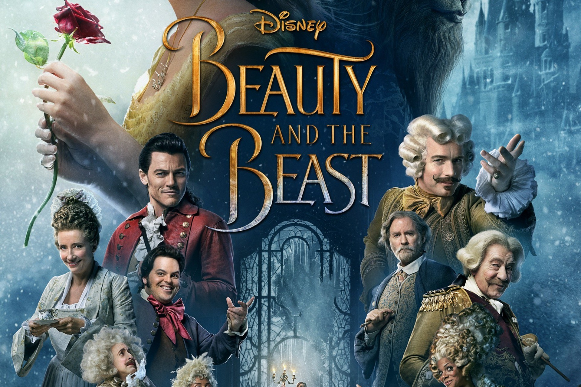 Beauty And The Beast 2018 Wallpapers 77 Images
